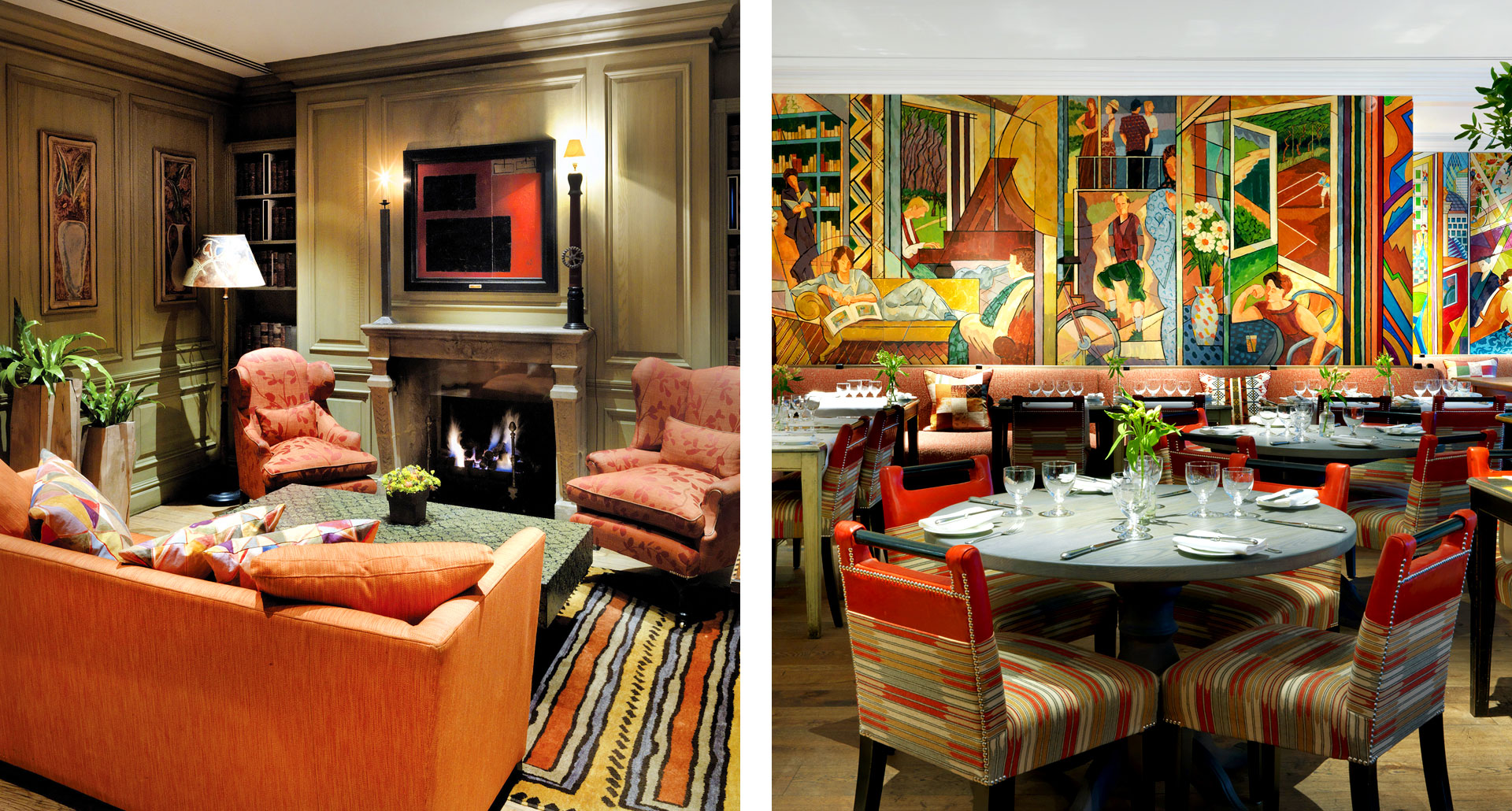 Charlotte Street Hotel - boutique hotel in London