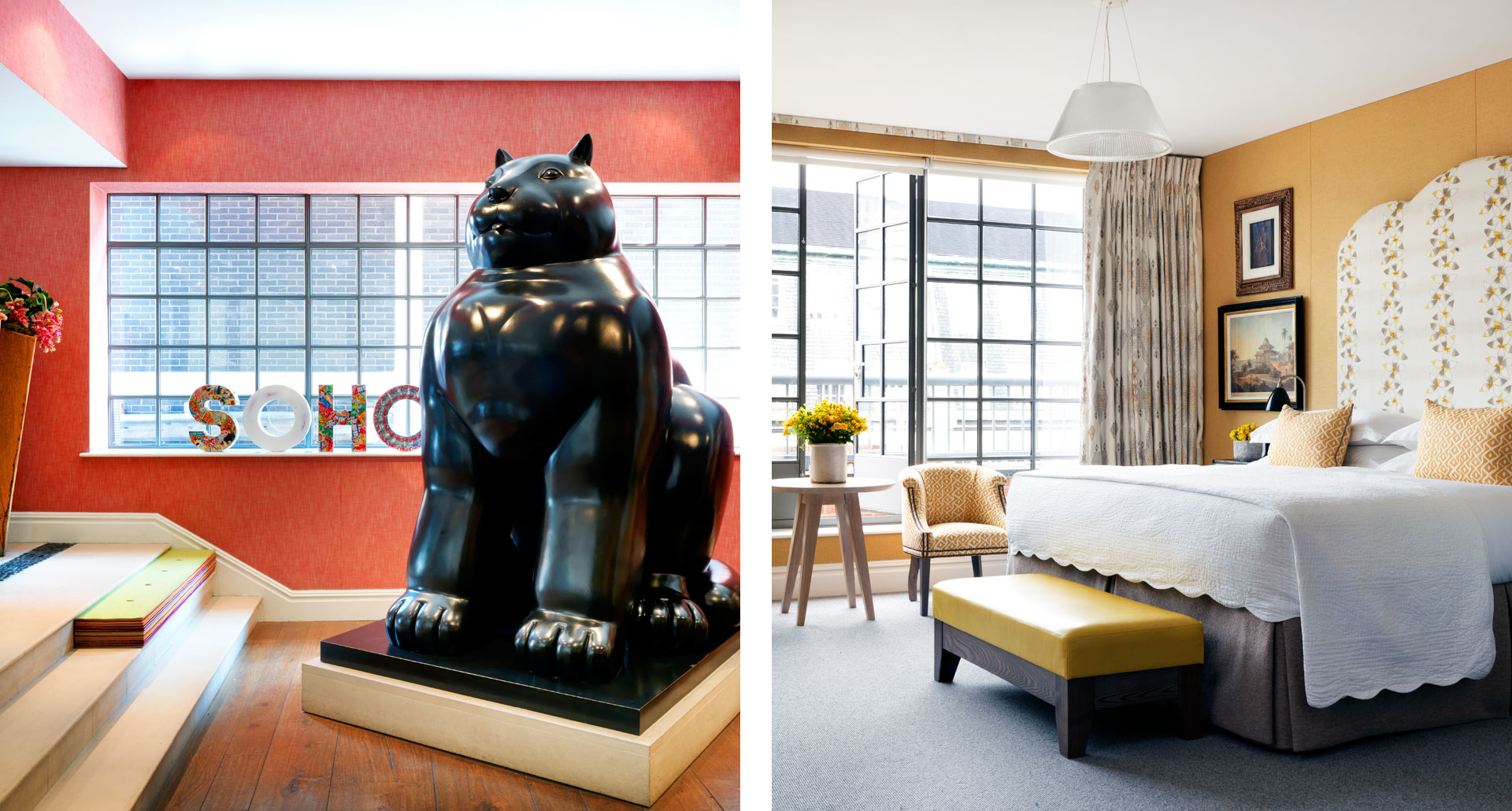The Soho Hotel - boutique hotel in London