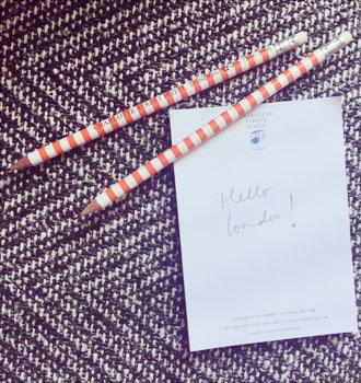 Firmdale Pencils