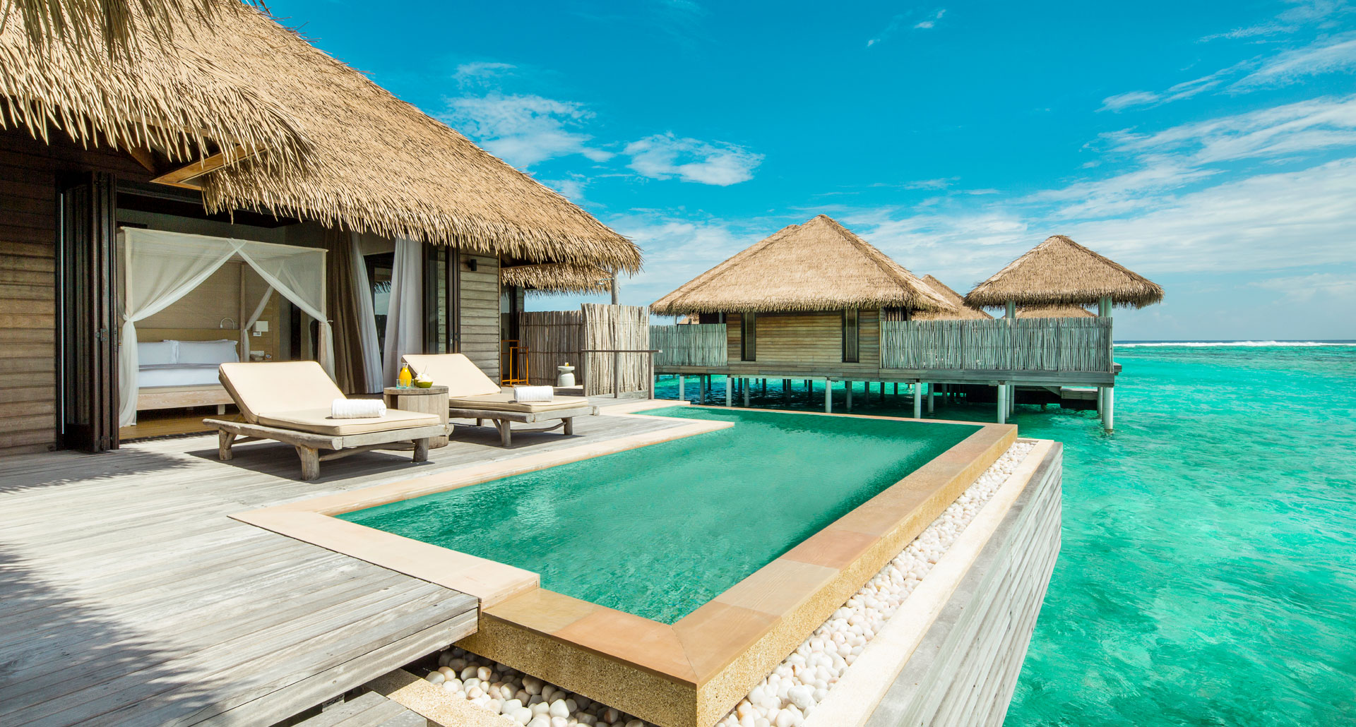 Maalifushi by COMO - boutique hotel in North Male Atoll,