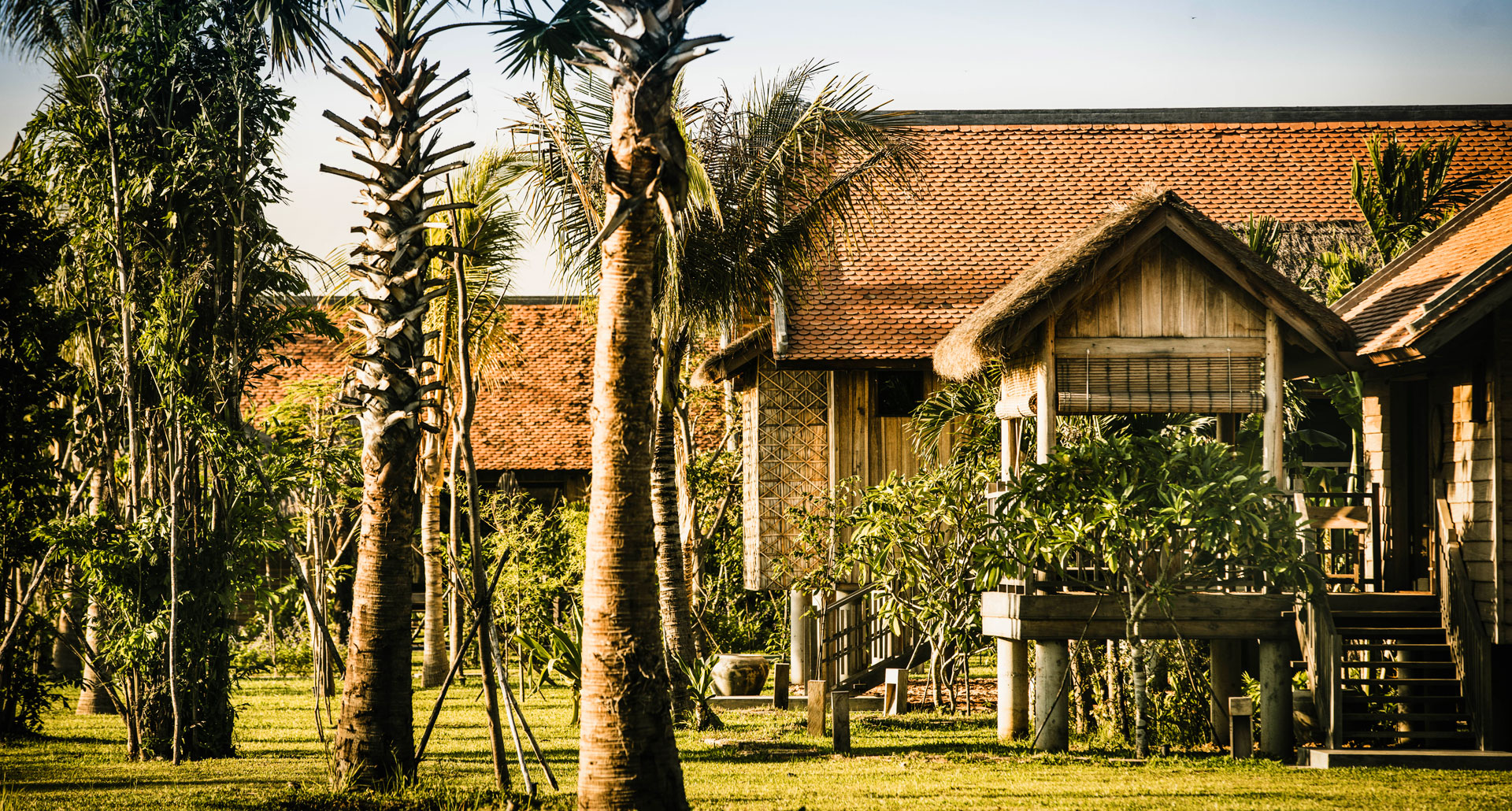 Phum Baitang - boutique hotel in Siem Reap