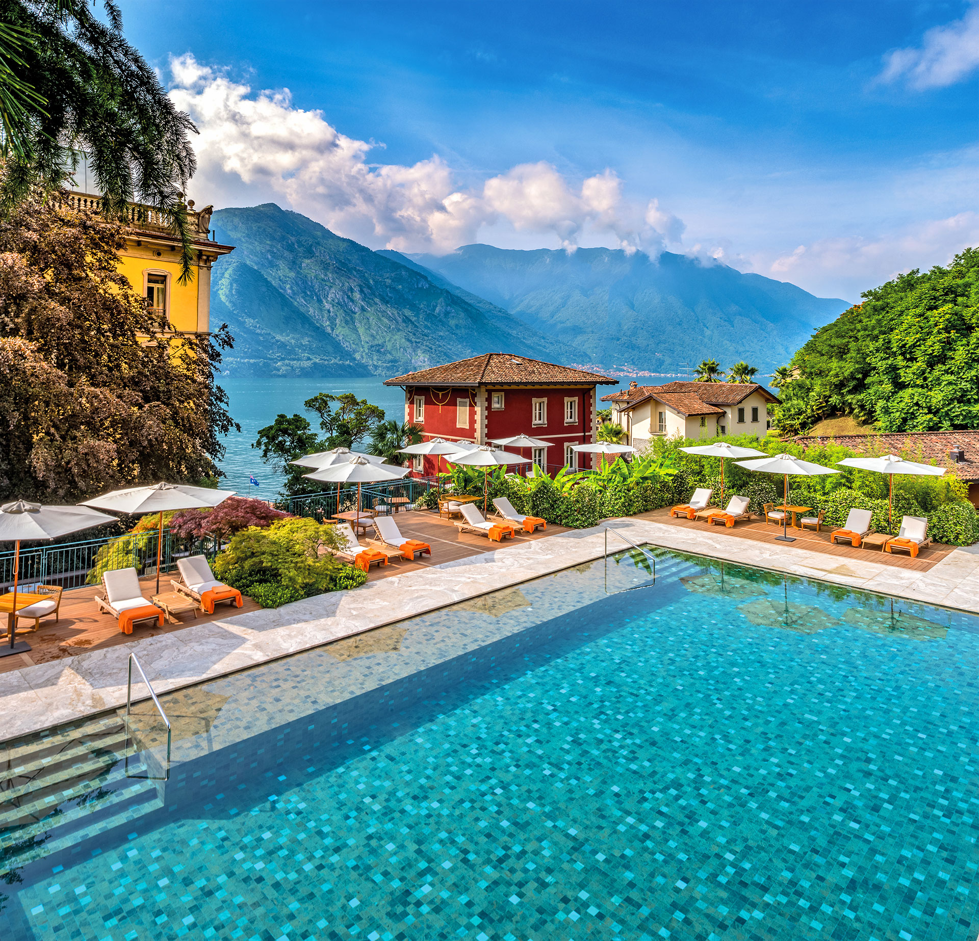 Grand Hotel Tremezzo - Lake Como