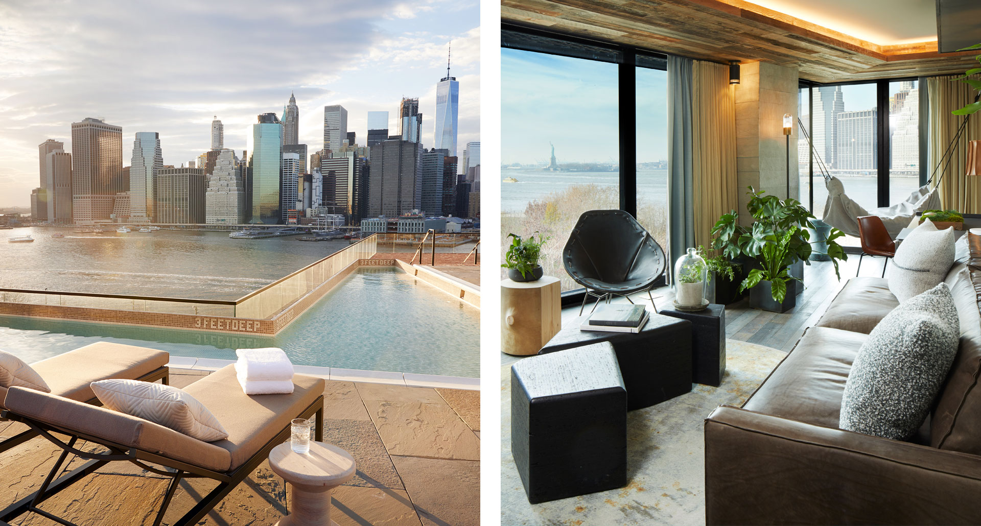 1 Brooklyn Bridge - boutique hotel in New York City