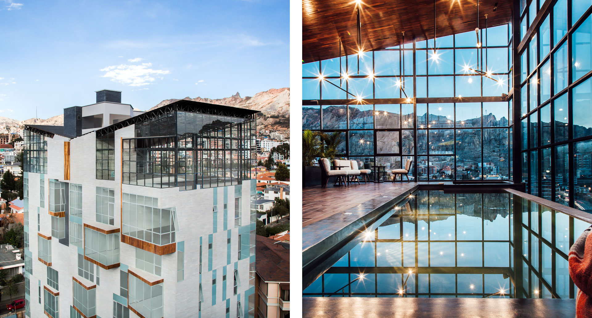 Atix Hotel - boutique hotel in La Paz