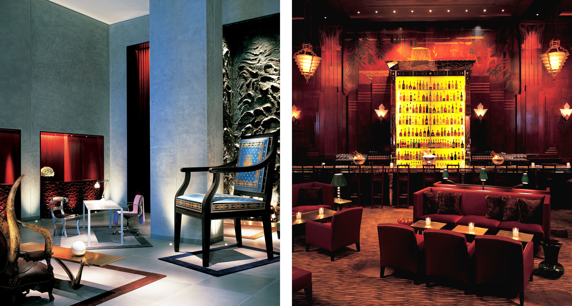 Clift Hotel - boutique hotel in San Francisco