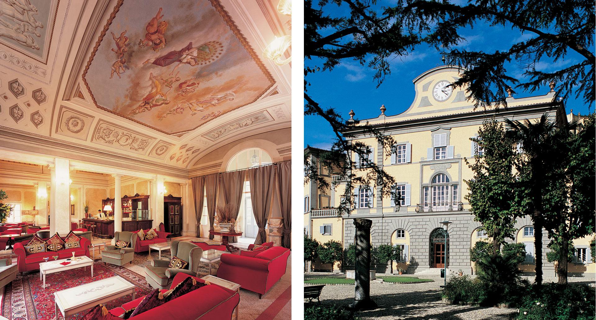 Bagni Di Pisa Palace & Spa - boutique hotel in Pise