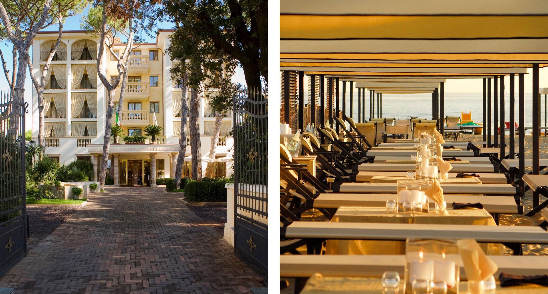 Grand Hotel Imperiale - boutique hotel in Forte dei Marmi