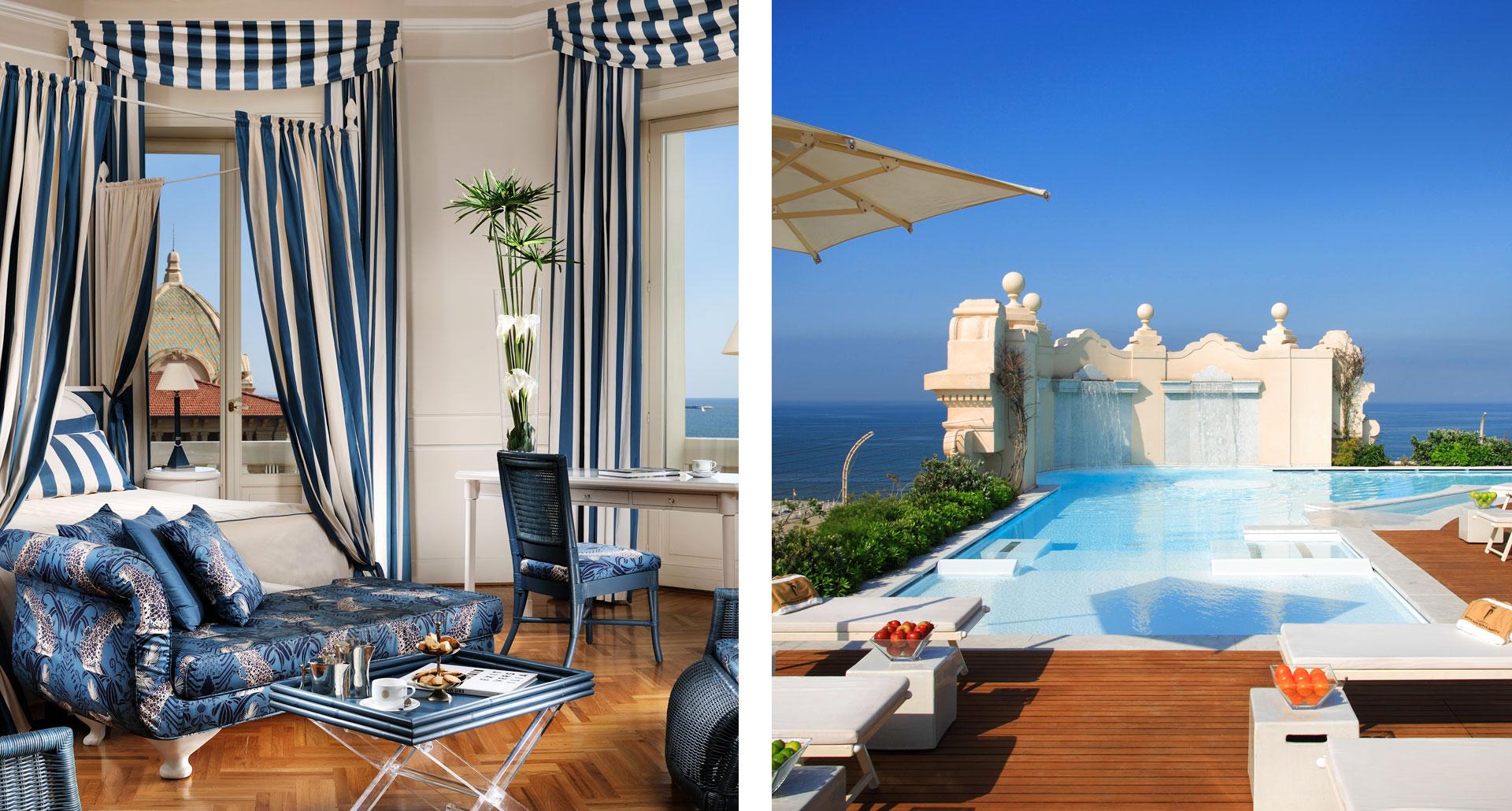 Grand Hotel Principe Di Piemonte - boutique hotel in Lucques