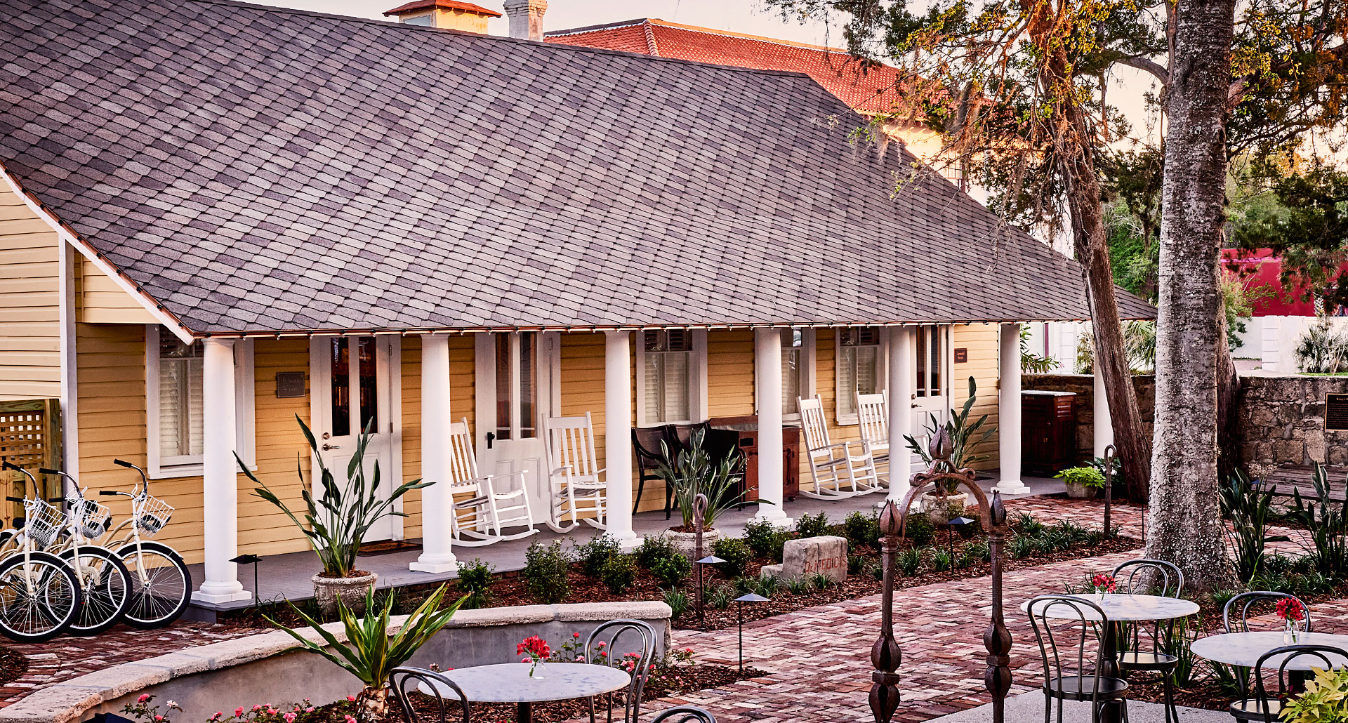 The Collector Inn - boutique hotel in St. Augustine