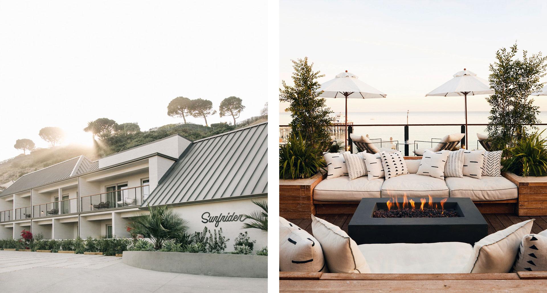 The Surfrider - boutique hotel in Malibu