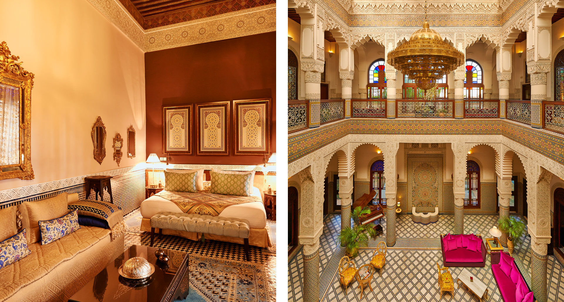 Riad Fès - boutique hotel in Fes