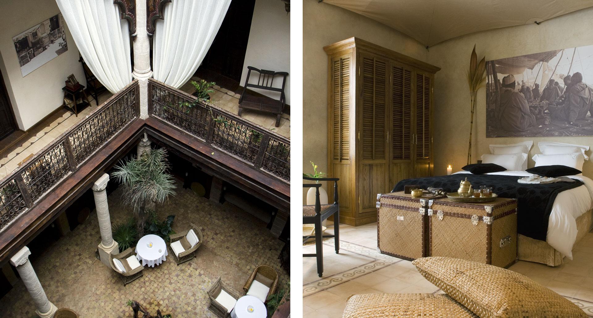 Villa de l'O - boutique hotel in Essaouira