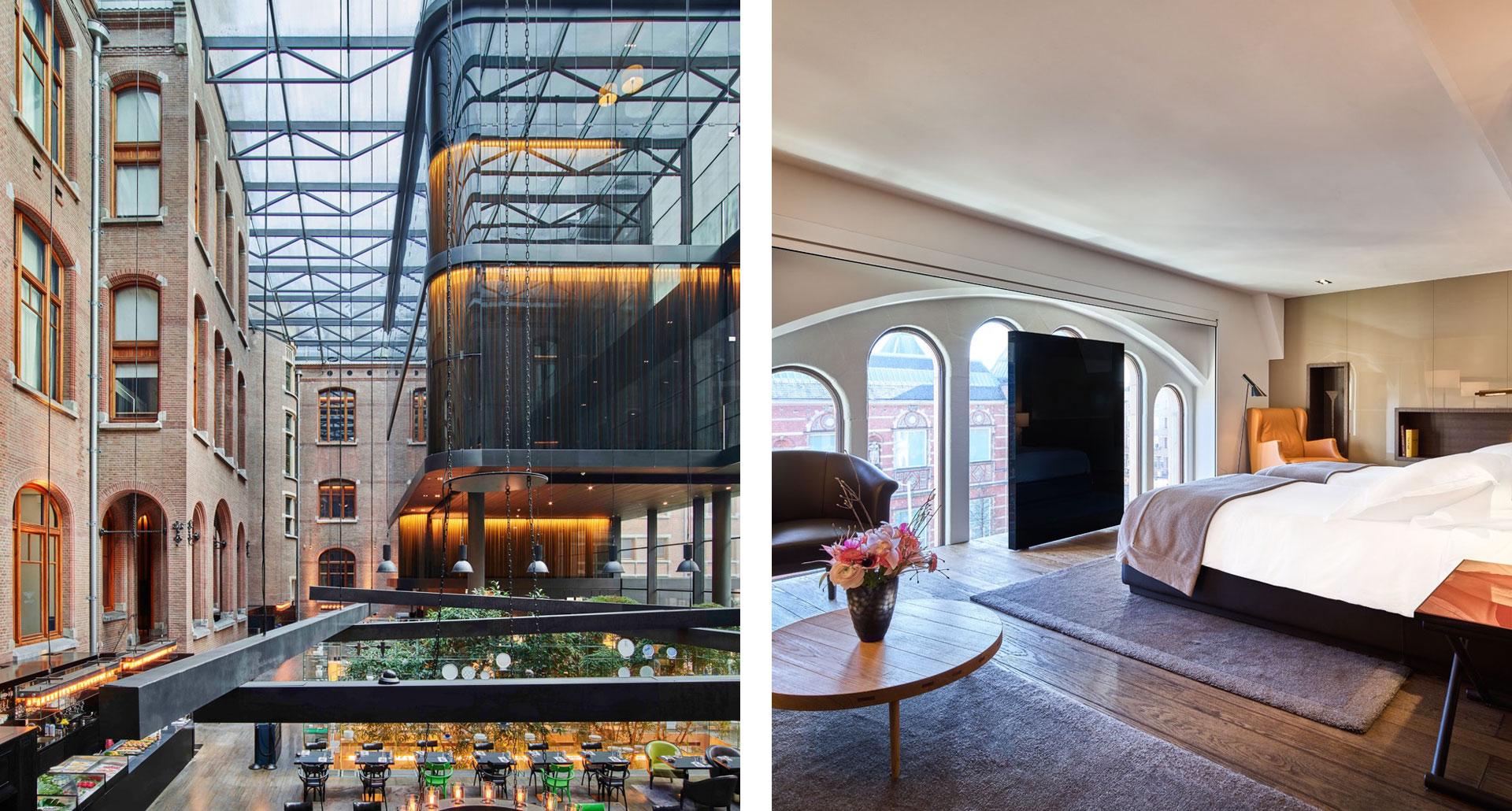 Conservatorium Hotel Amsterdam - boutique hotel in Amsterdam