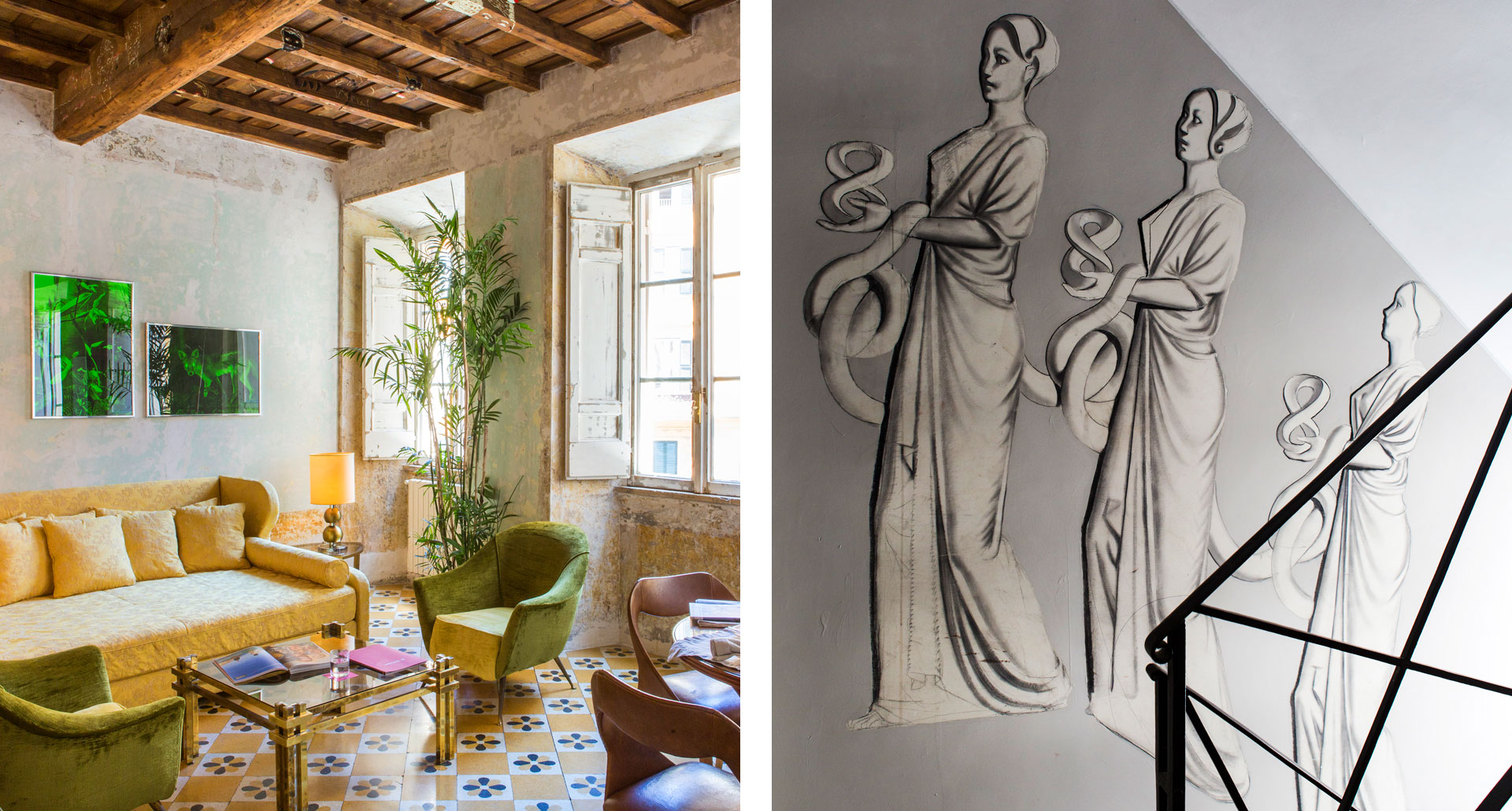 G-Rough - boutique hotel in Roma
