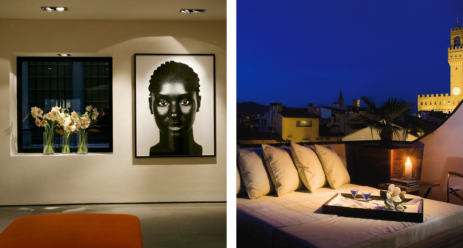 Gallery Hotel Art - boutique hotel in Firenze