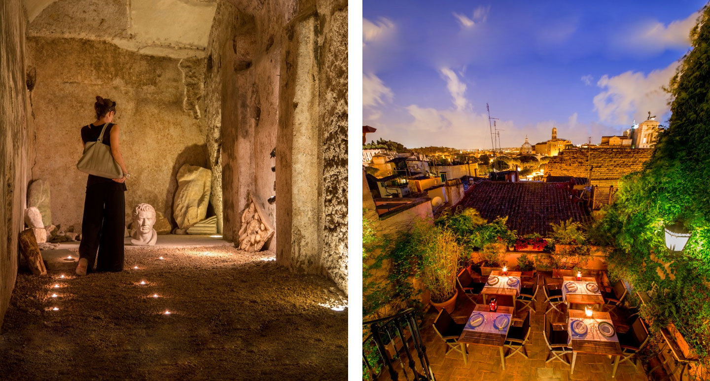 The Inn at the Roman Forum - boutique hotel in Roma