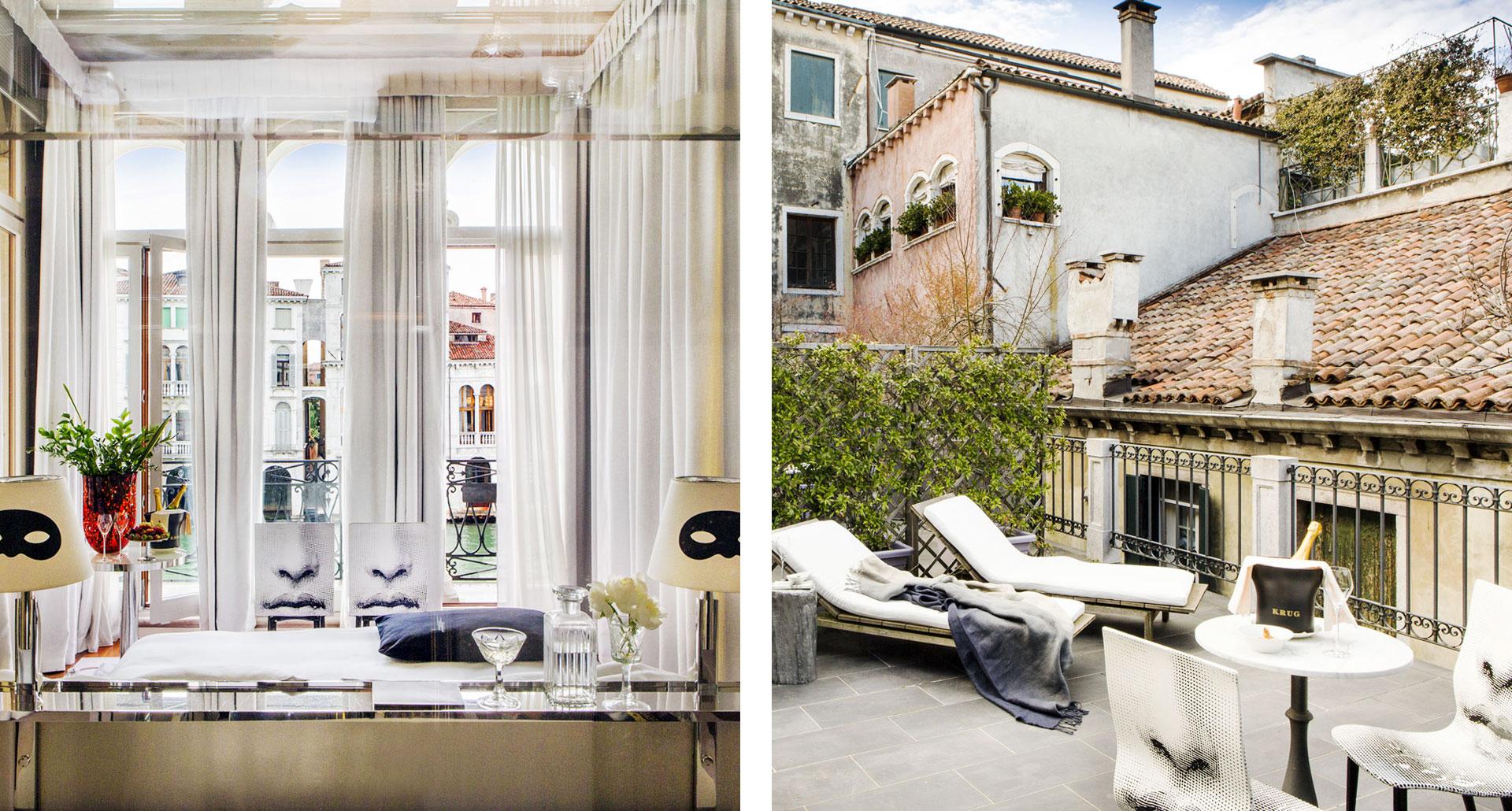 Palazzina Grassi - boutique hotel in Venezia