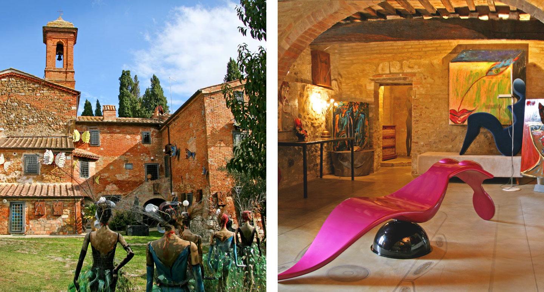 Relais Residenza d'Arte - boutique hotel in Torrita di Siena