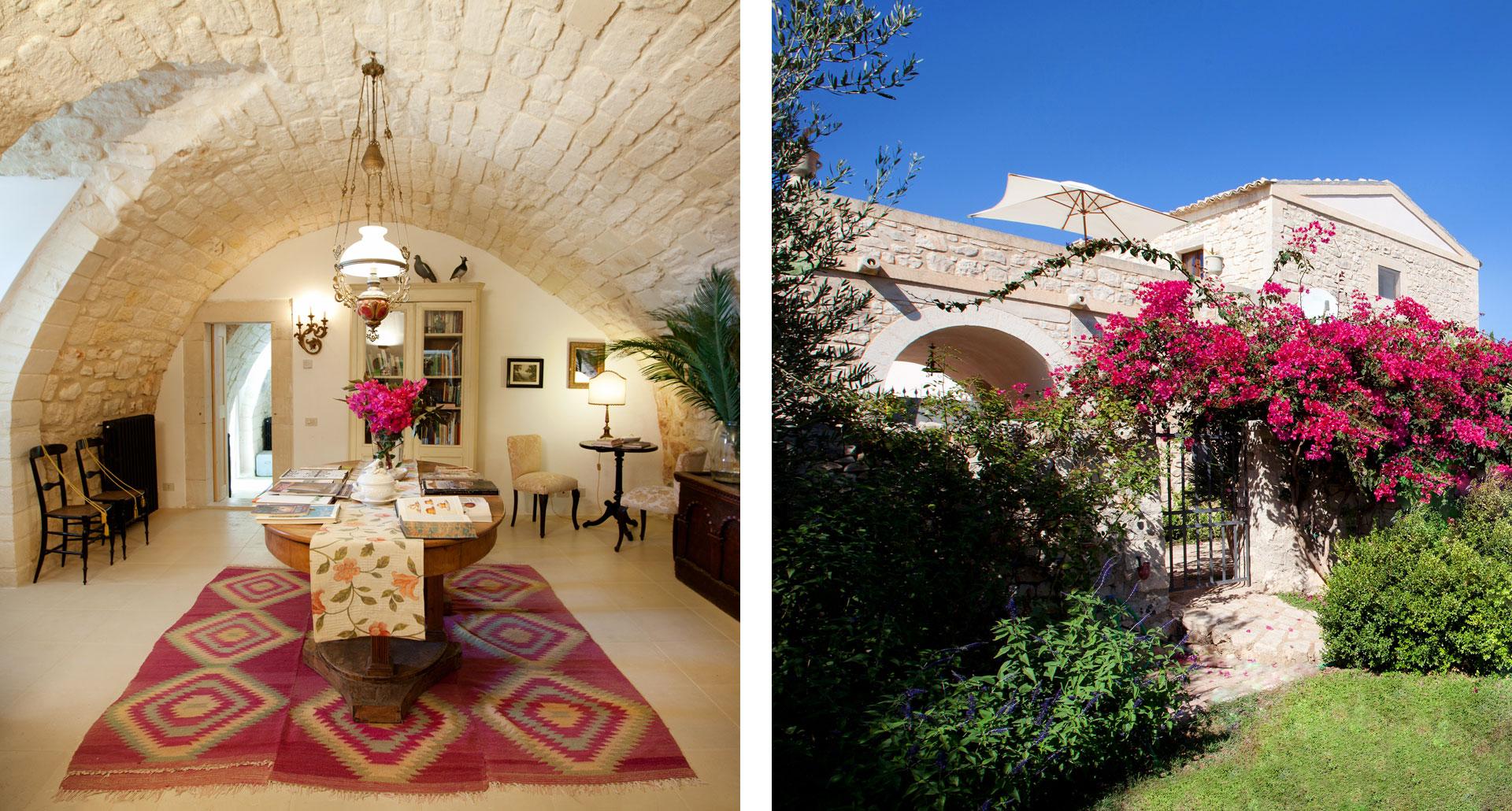 Tenuta Cammarana - boutique hotel in Ragusa