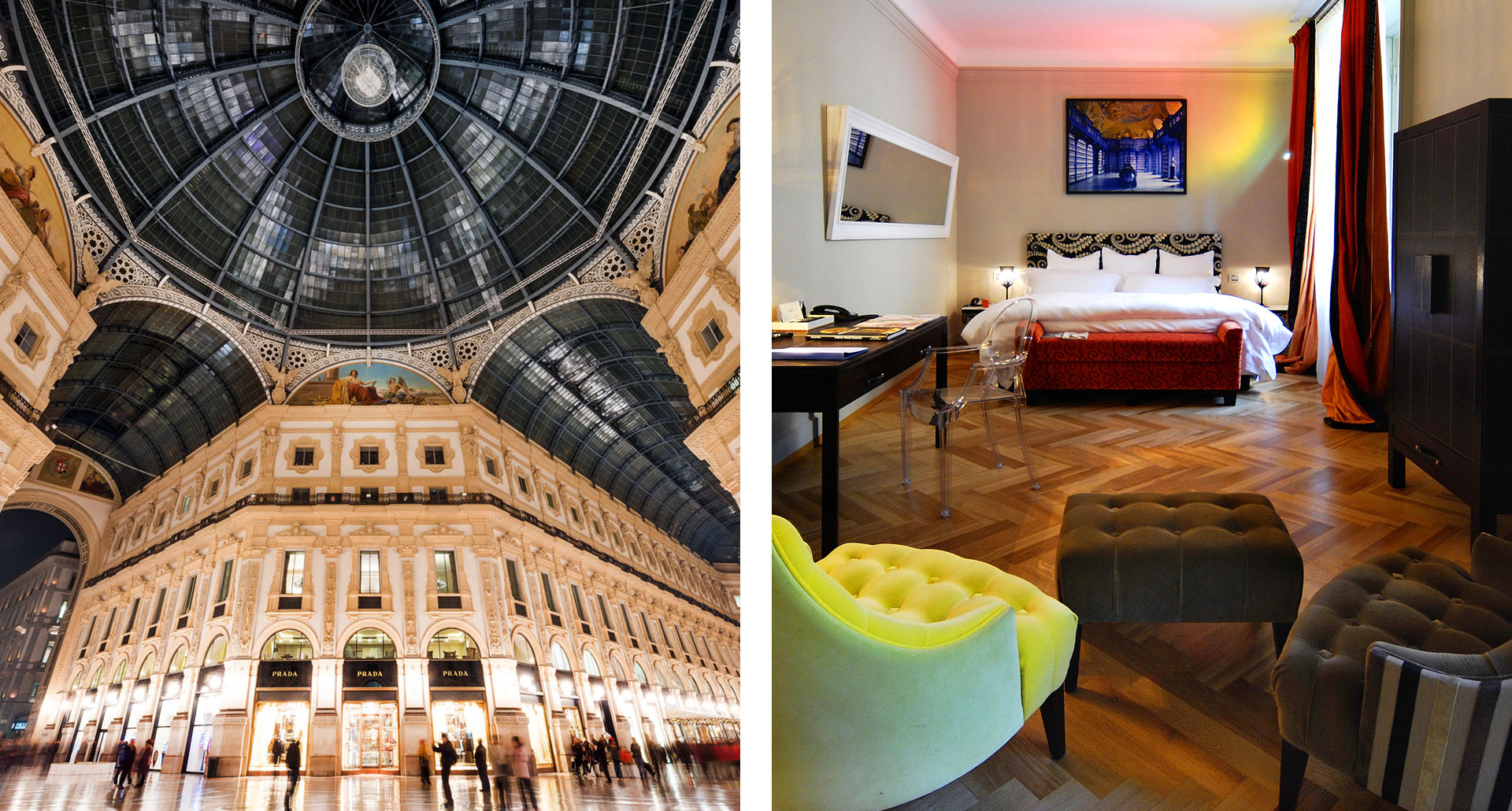 Townhouse Galleria - boutique hotel in Milano