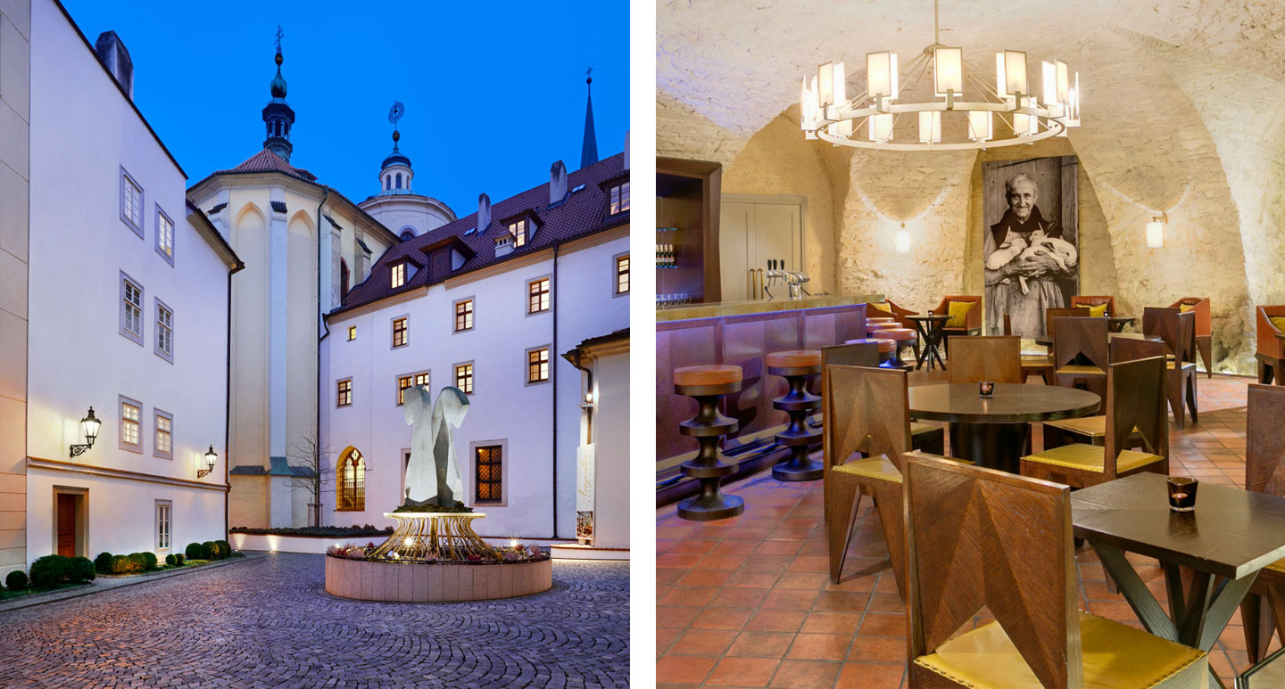 The Augustine - boutique hotel in Prague