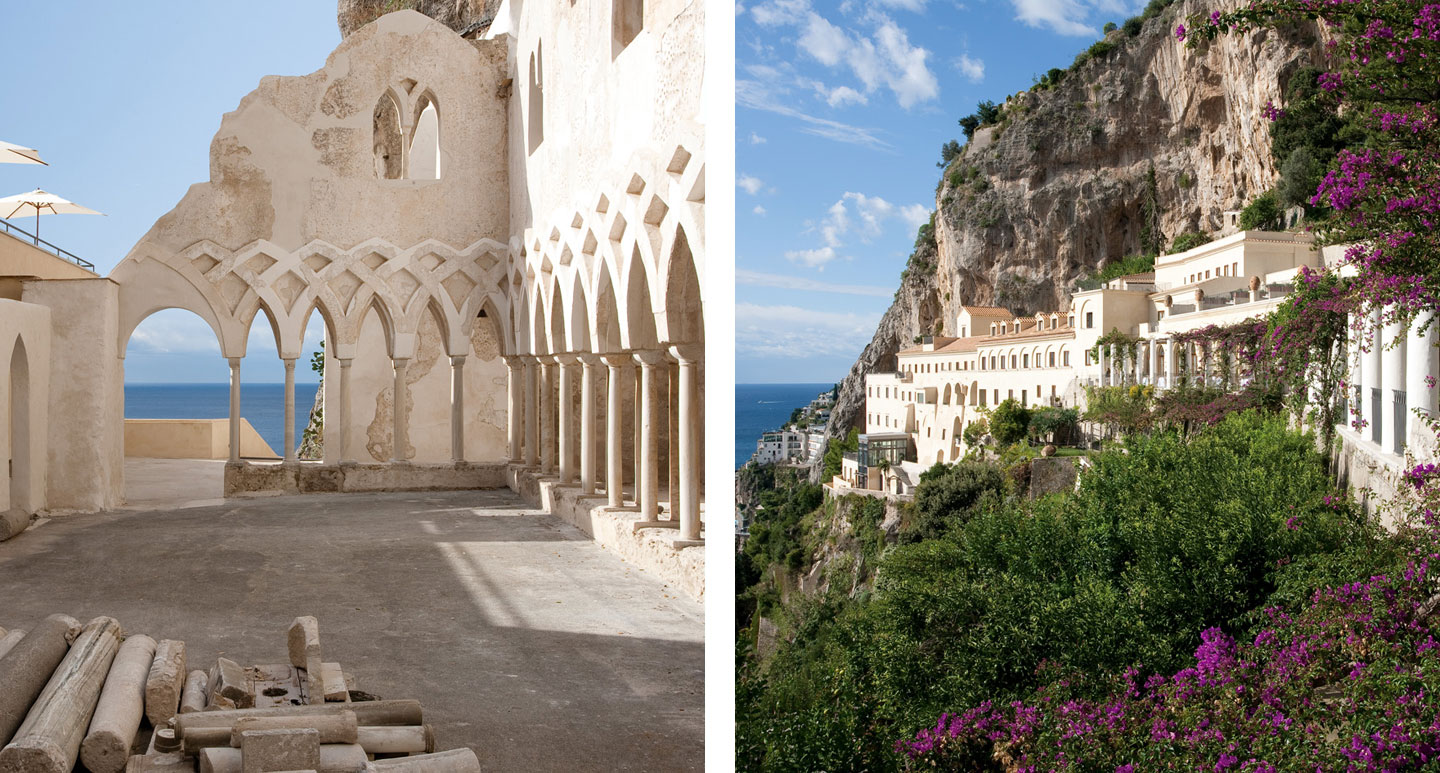 NH Collection Grand Hotel Convento Di Amalfi - boutique hotel in Amalfi