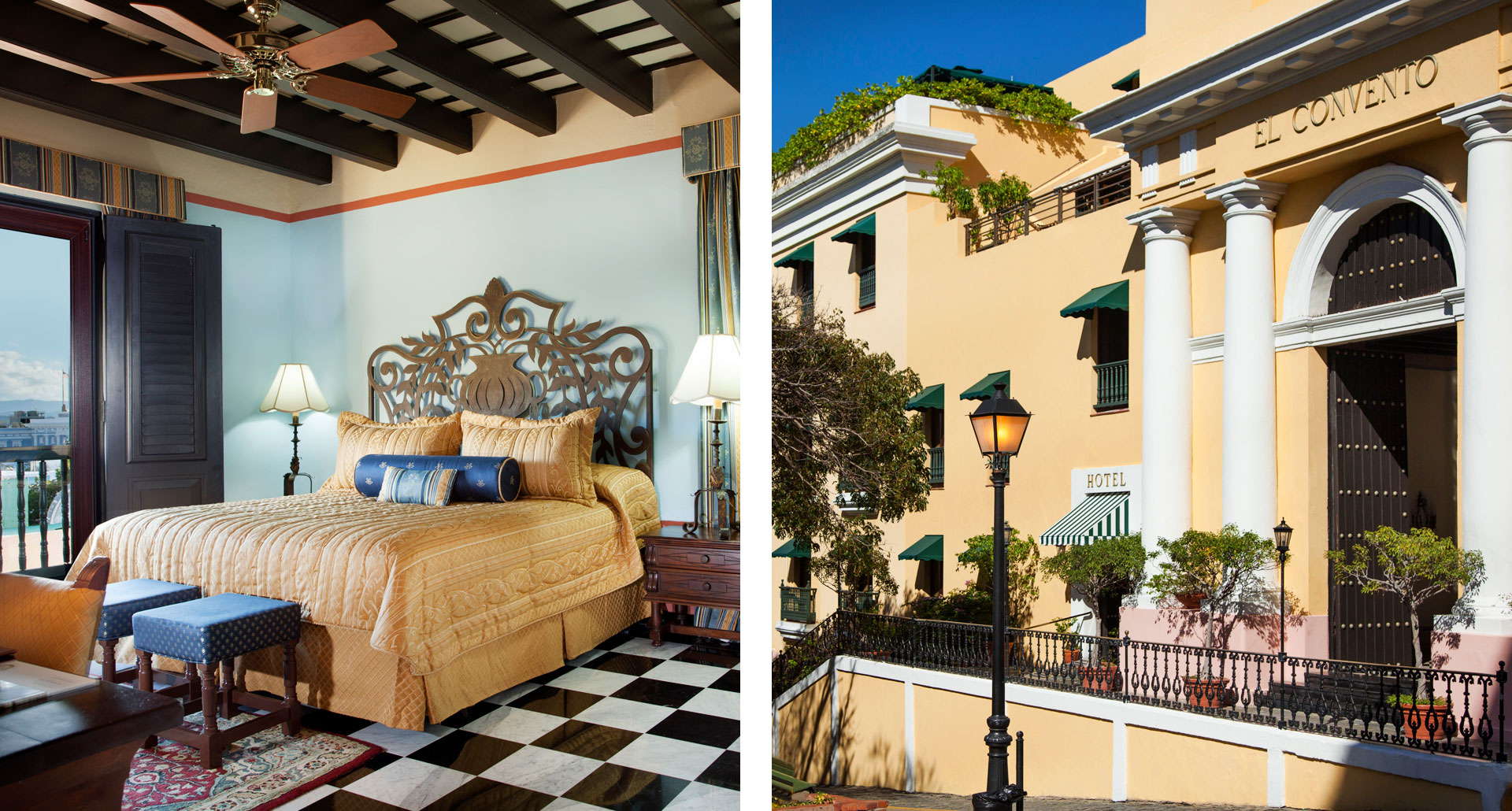 El Convento - boutique hotel in San Juan