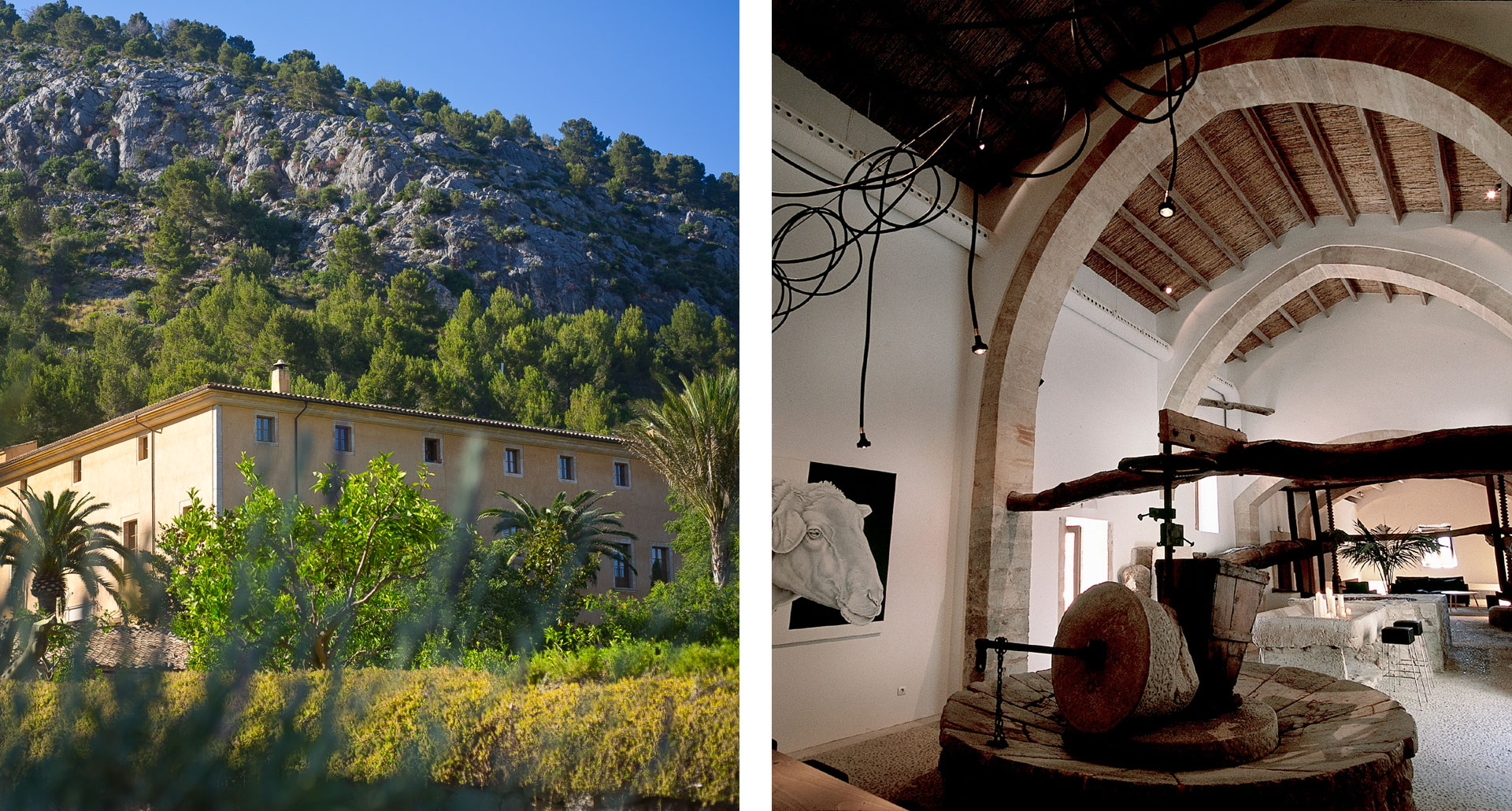 Son Brull Hotel & Spa - boutique hotel in Mallorca