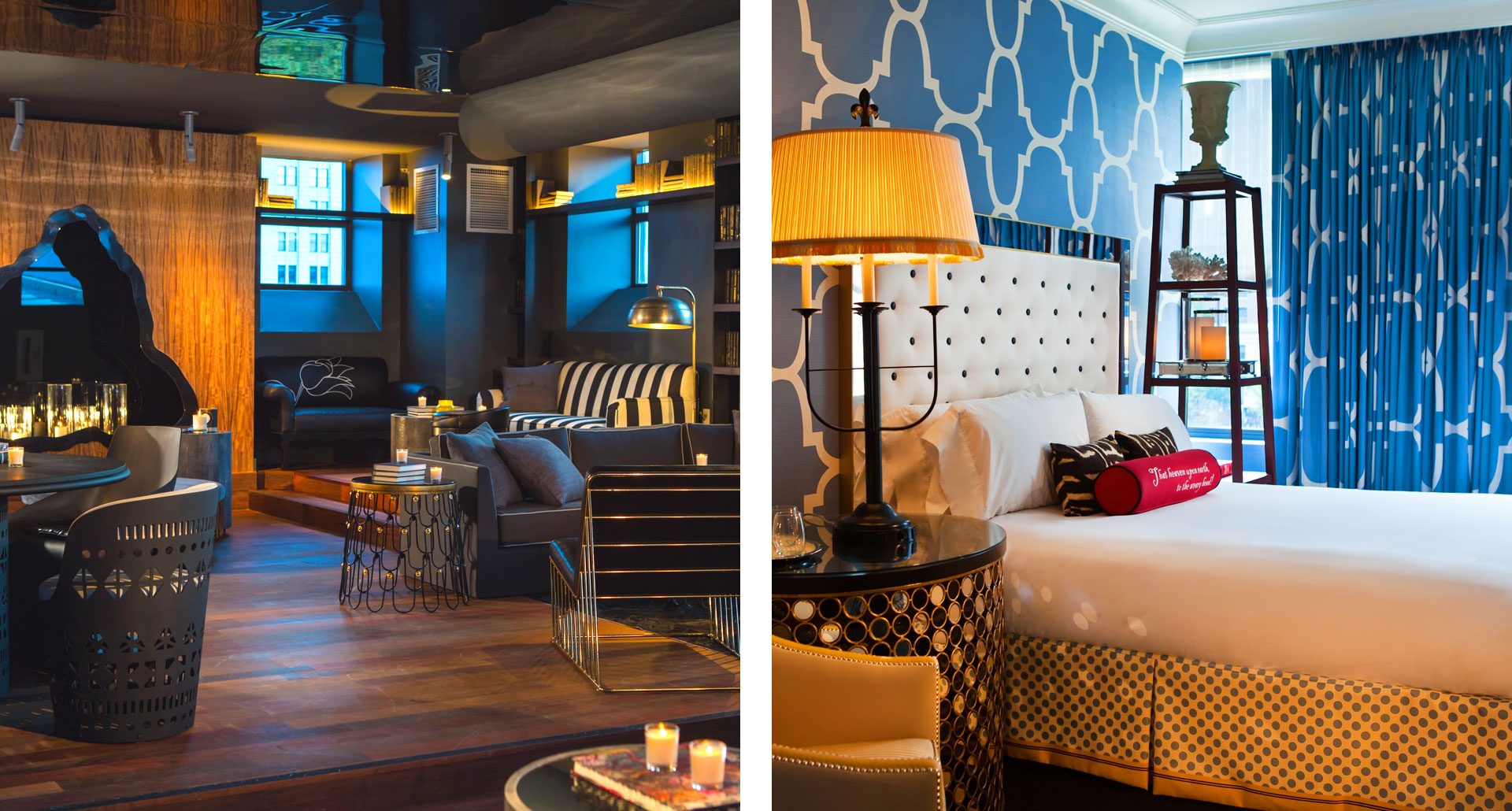 Hotel Monaco Philadelphia - boutique hotel in Philadelphia