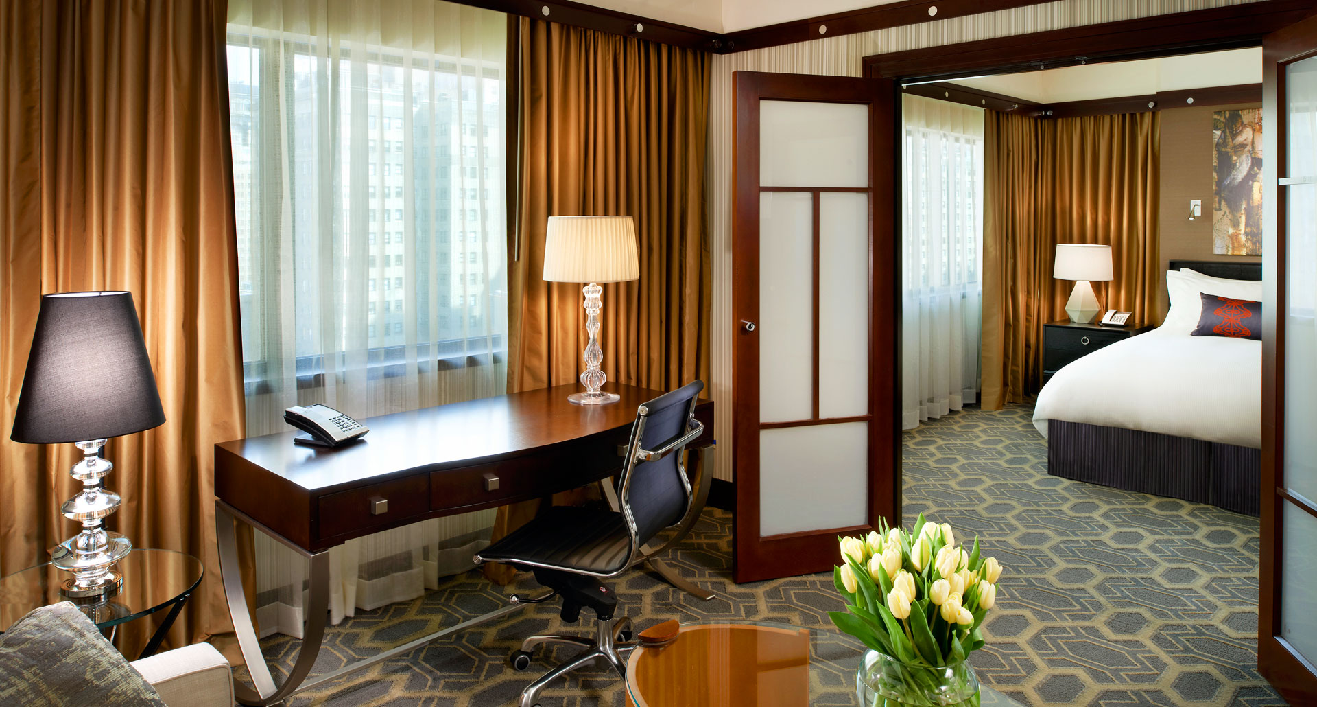 Sofitel Philadelphia Boutique Hotel In