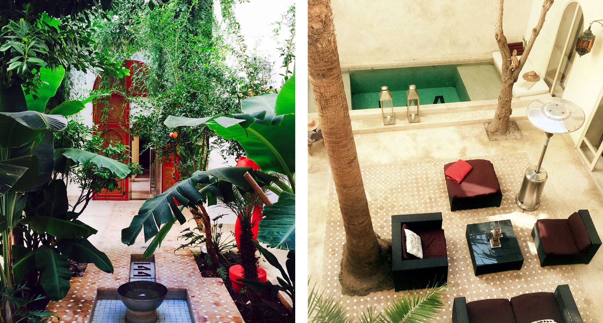 Riad 144 - boutique hotel in Marrakech
