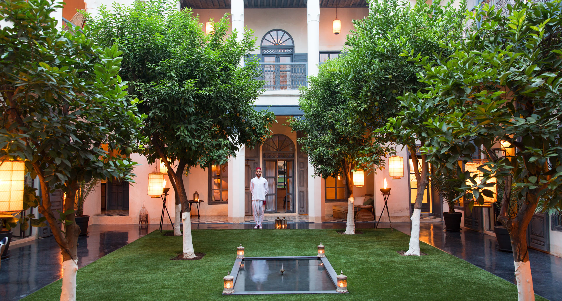 Riad de Tarabel - boutique hotel in Marrakech