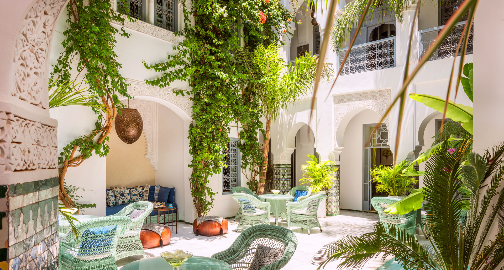 Riad Idra - boutique hotel in Marrakech