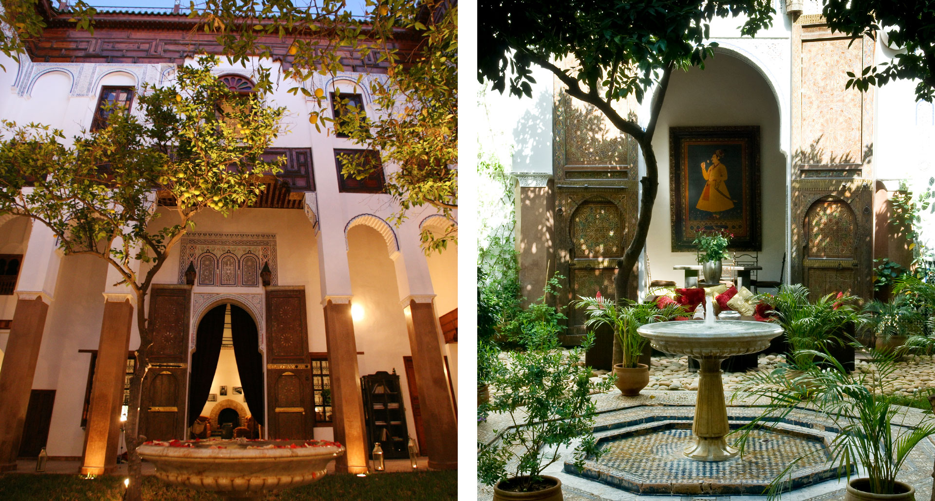 Riad Laaroussa - boutique hotel in Fes