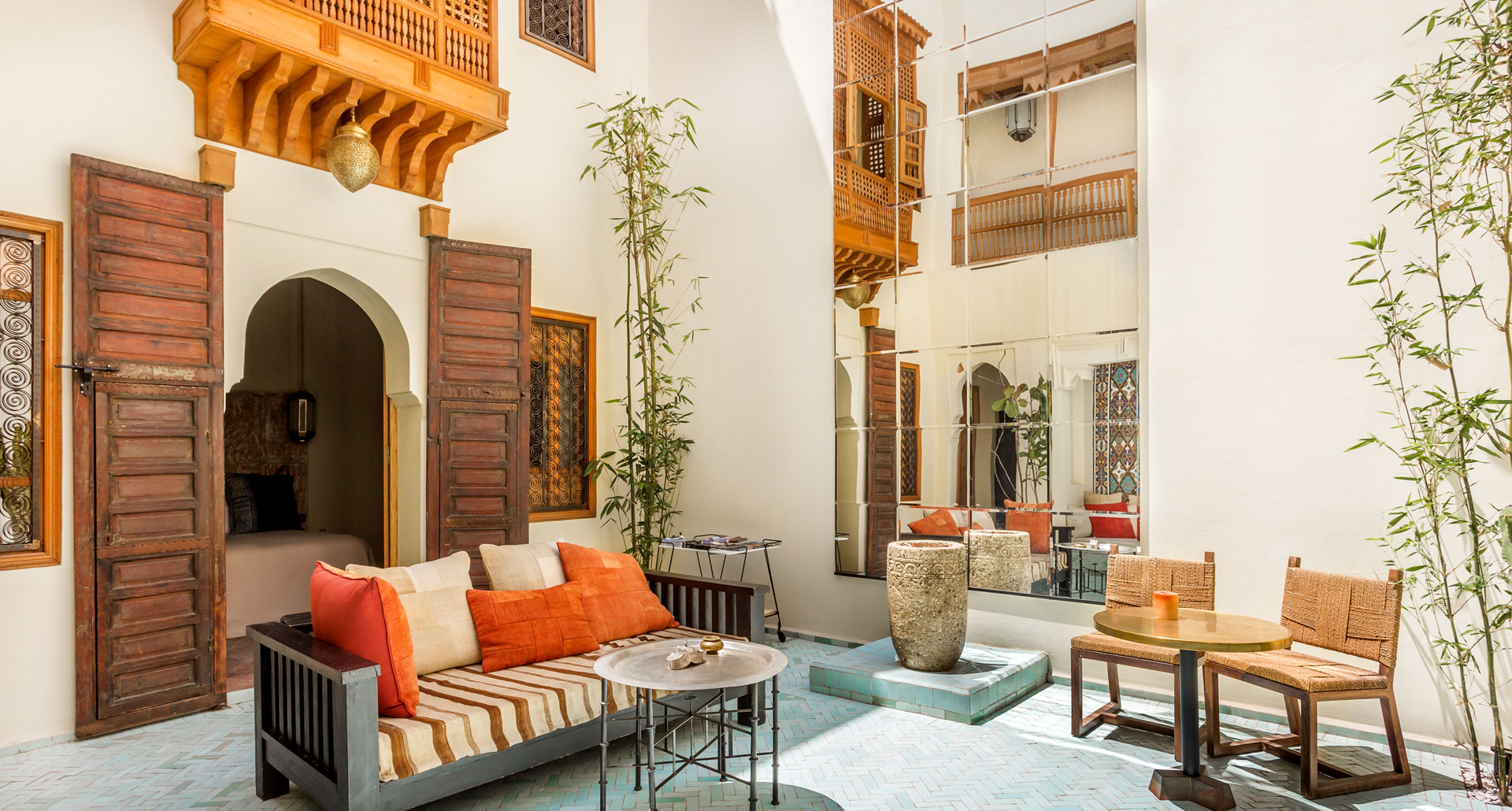 Ryad Dyor - boutique hotel in Marrakech