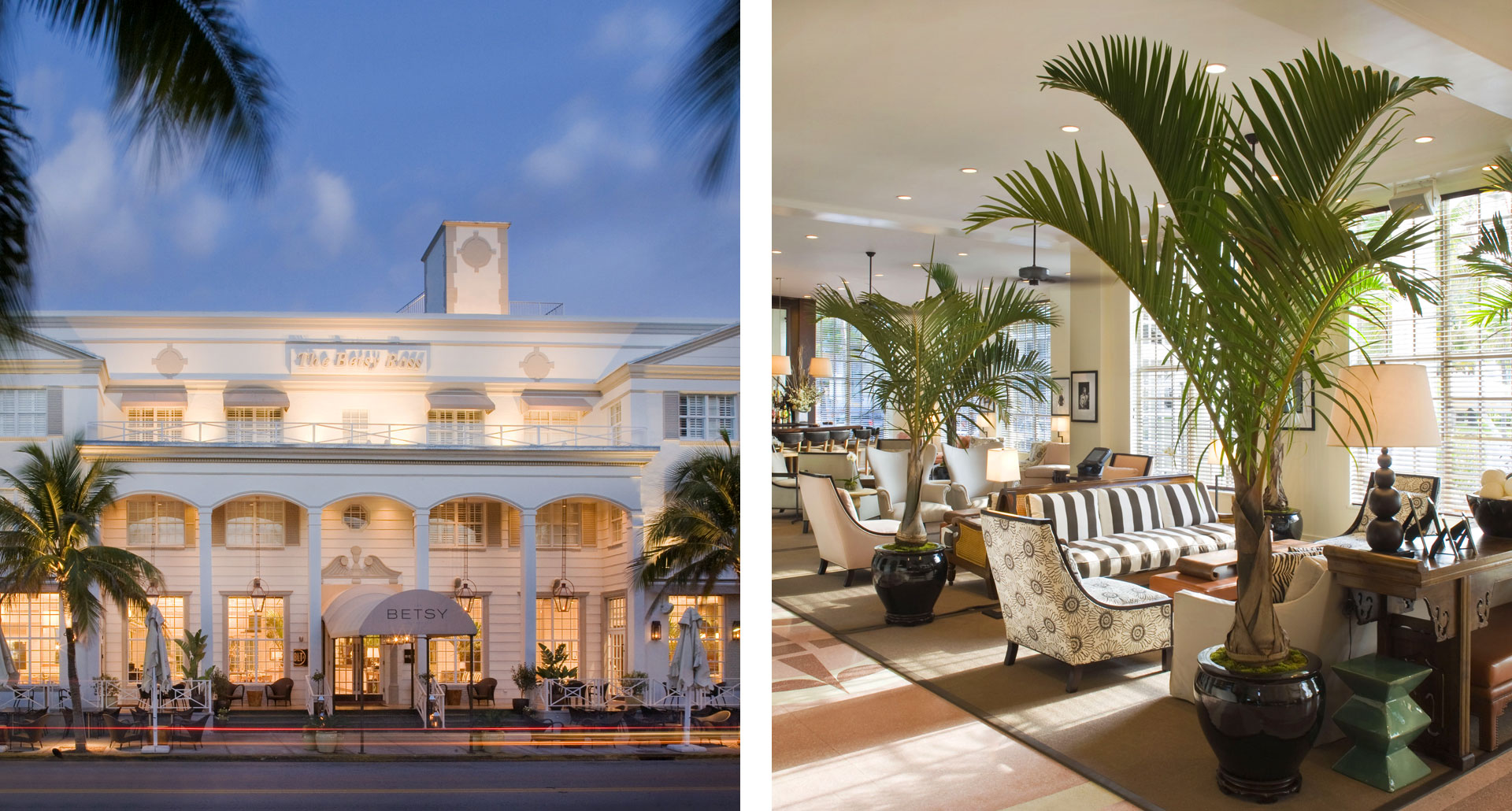The Betsy South Beach - boutique hotel in Miami