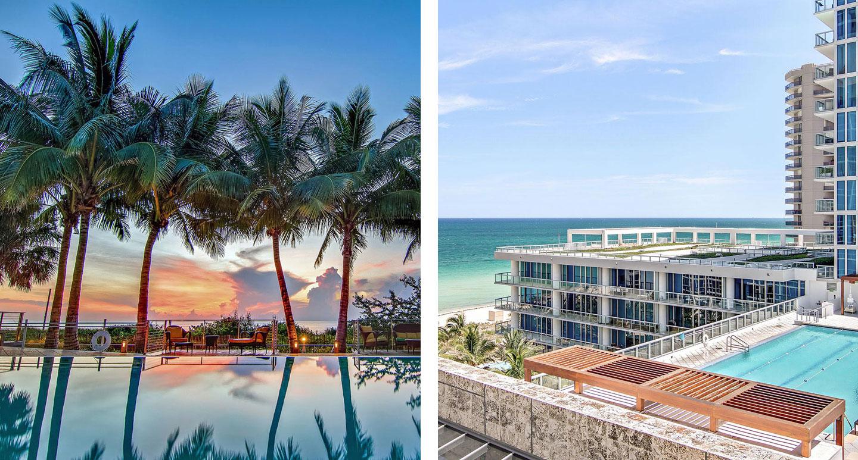 Carillon Miami Wellness Resort - boutique hotel in Miami