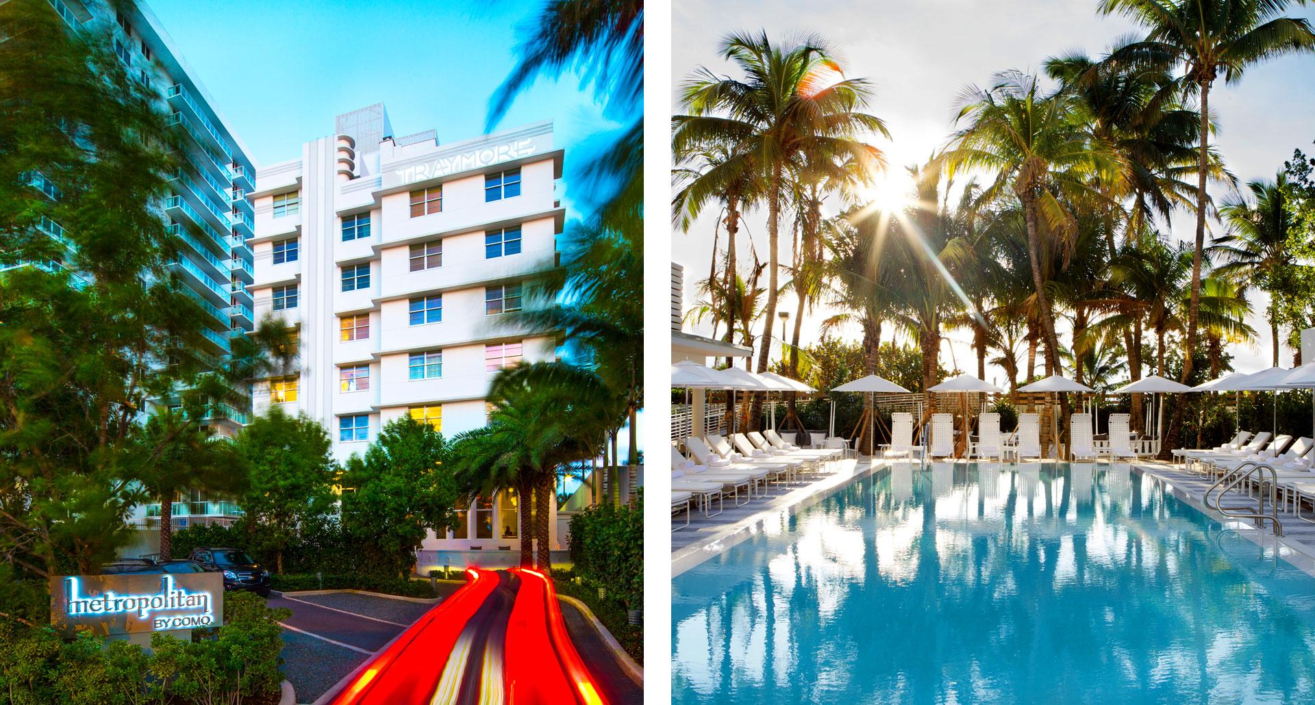 Como Metropolitan - boutique hotel in Miami