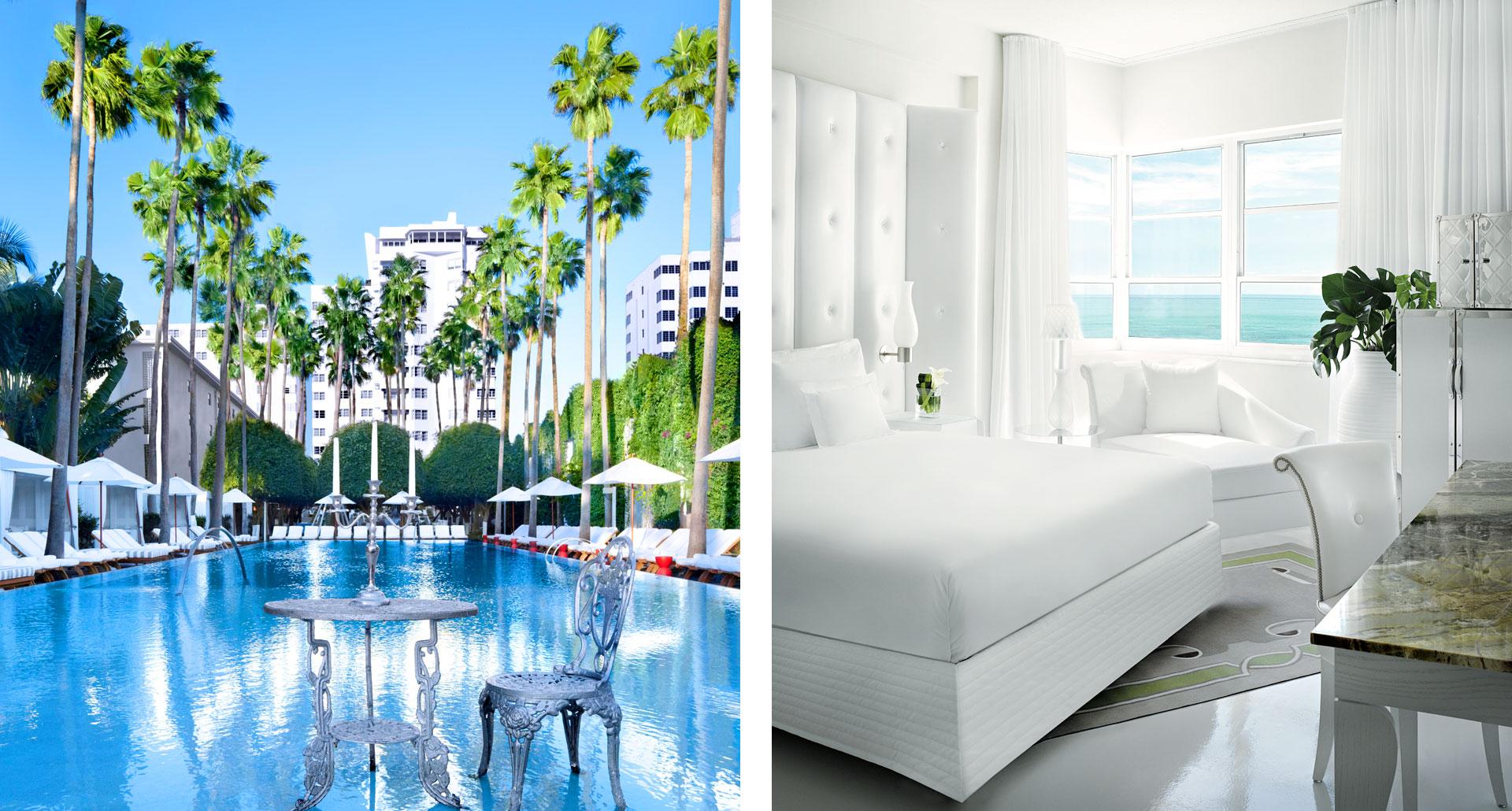 Delano South Beach - boutique hotel in Miami