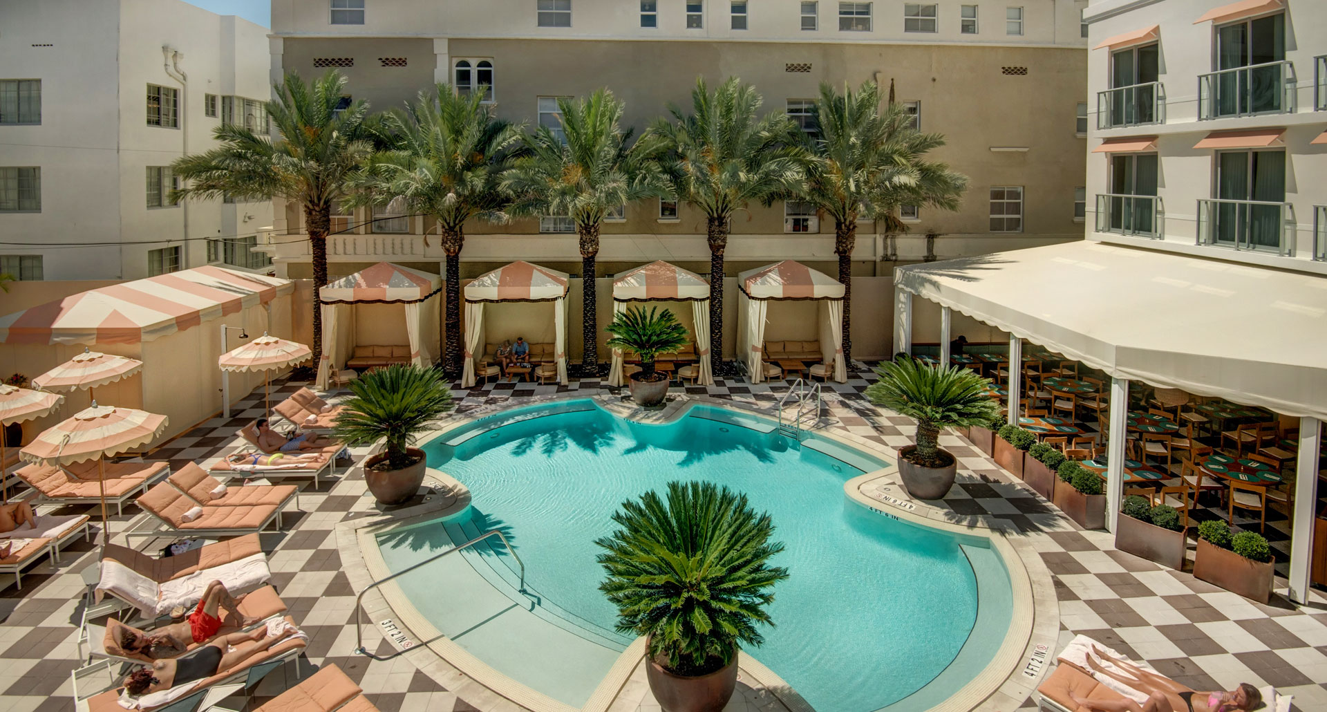 The Plymouth South Beach - boutique hotel in Miami