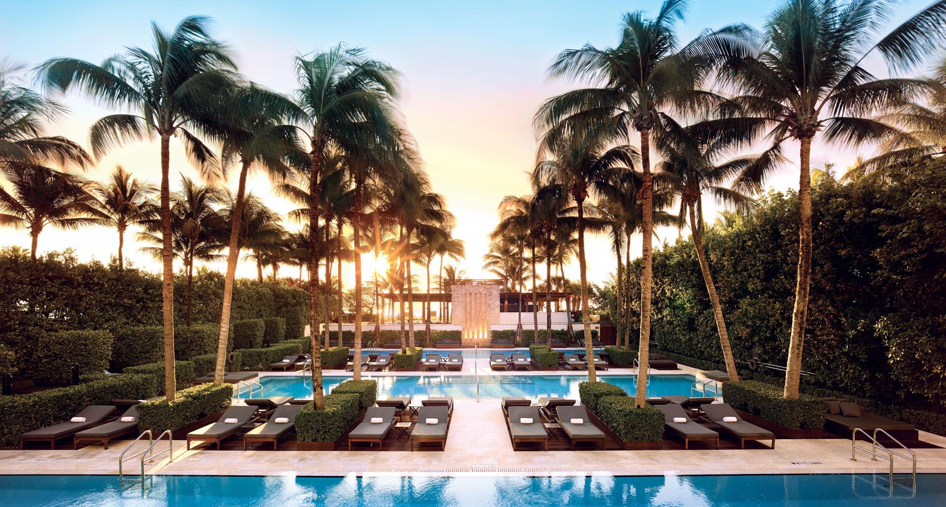 Setai Miami Beach - boutique hotel in Miami