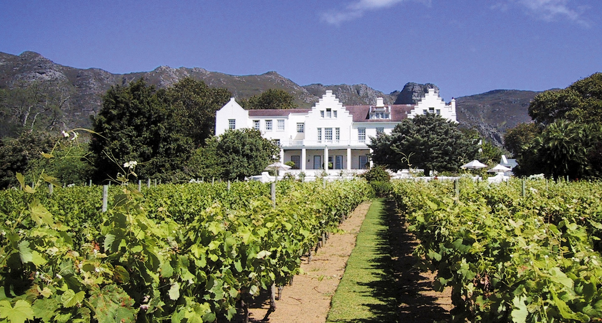 Cellars-Hohenort - boutique hotel in Constantia