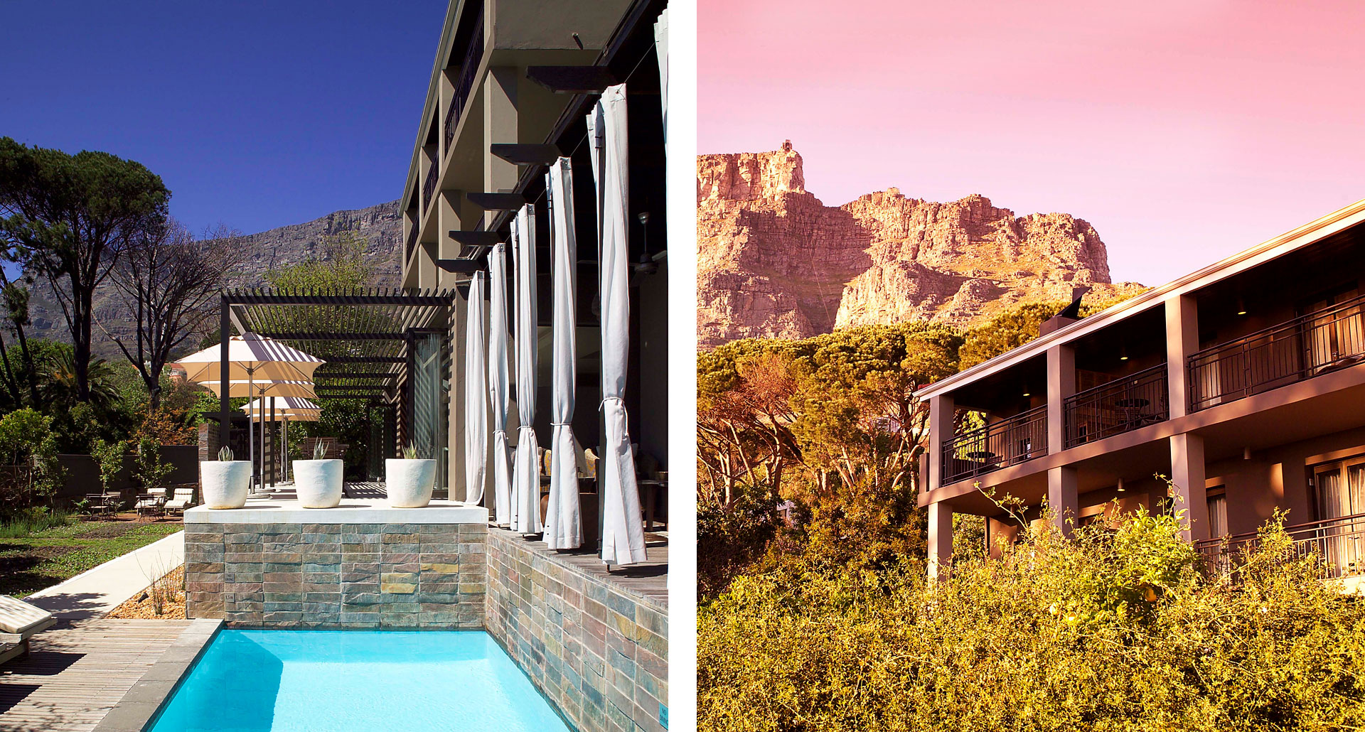 Kensington Place - boutique hotel in Cape Town