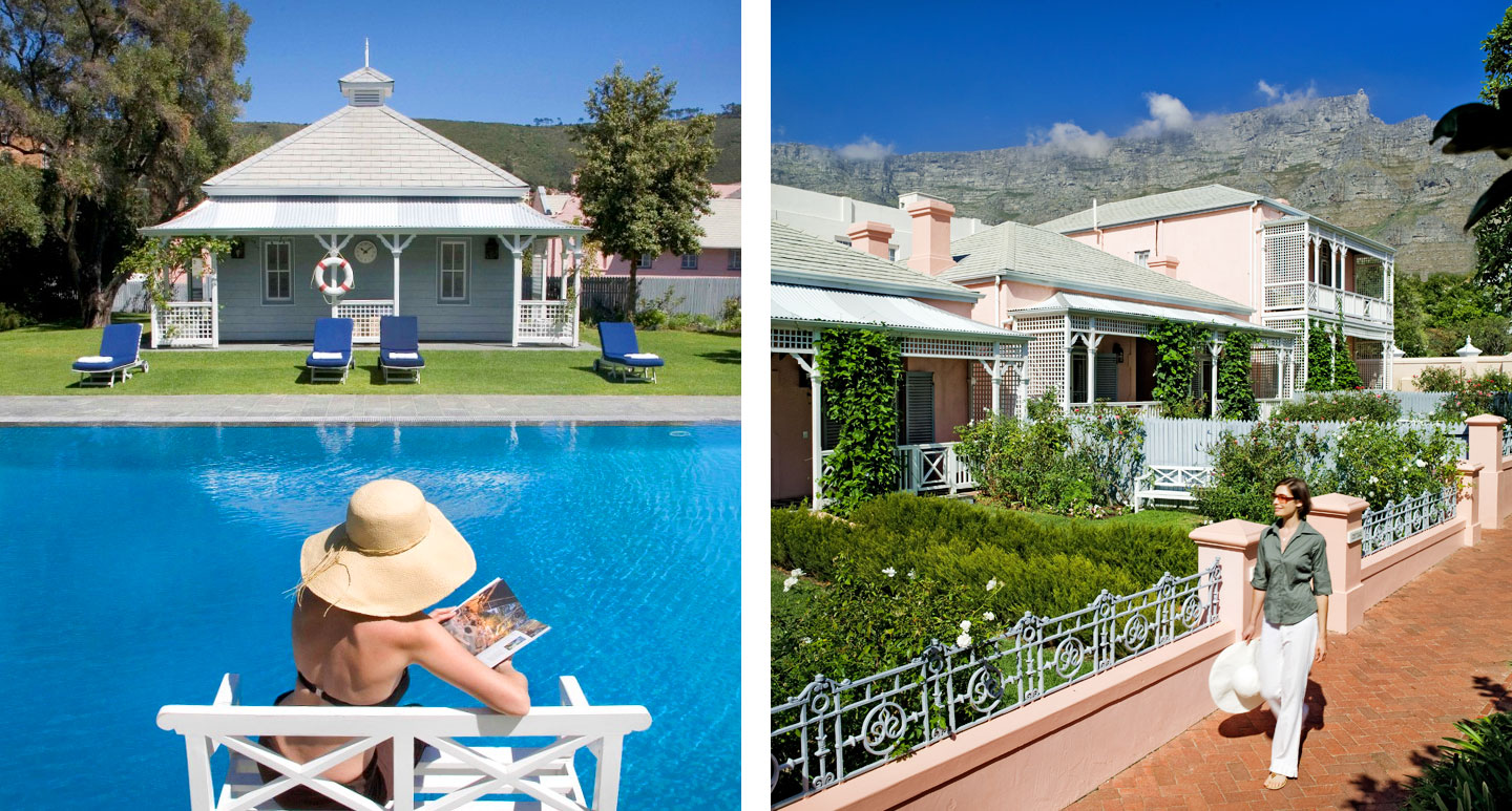 Belmond Mount Nelson Hotel - boutique hotel in Cape Town
