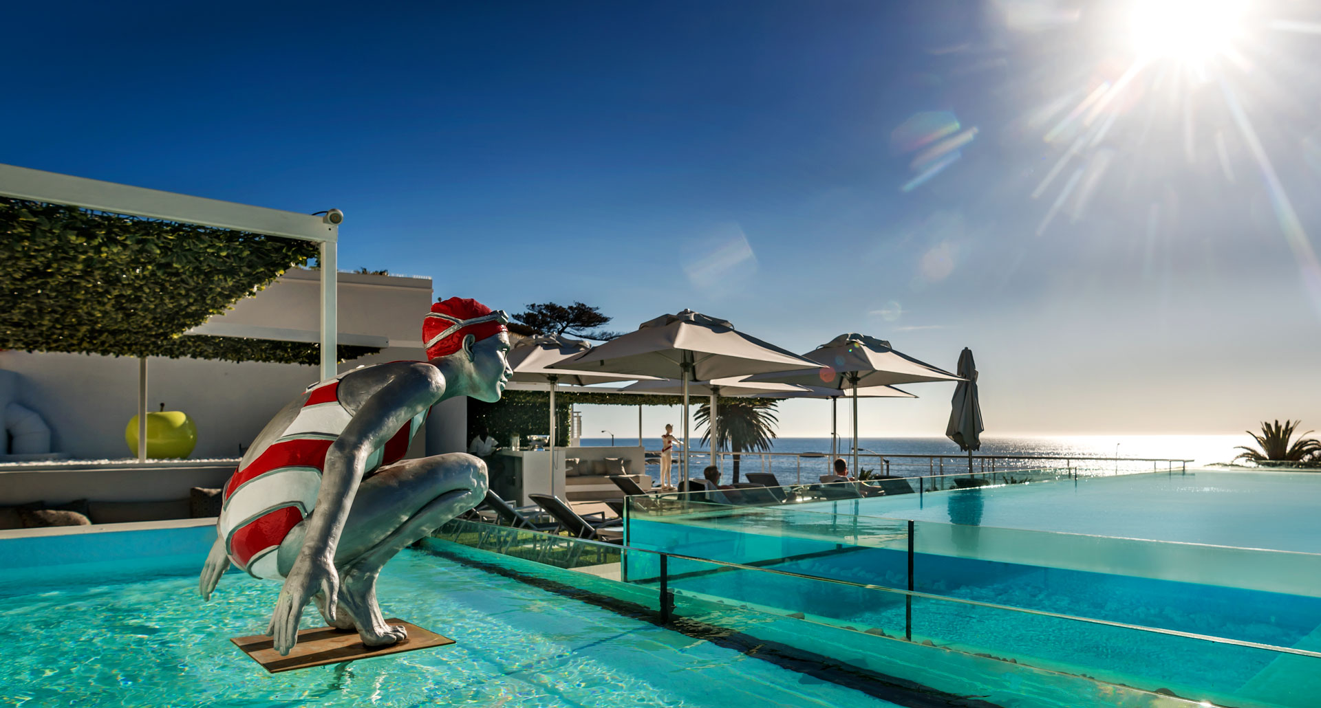 South Beach Camps Bay - boutique hotel in Camps Bay
