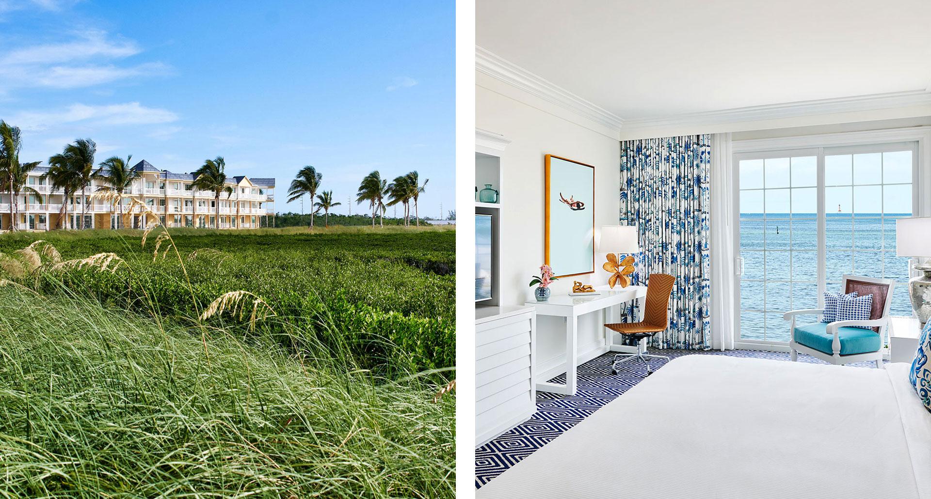 Isla Bella Beach Resort - boutique hotel in Marathon