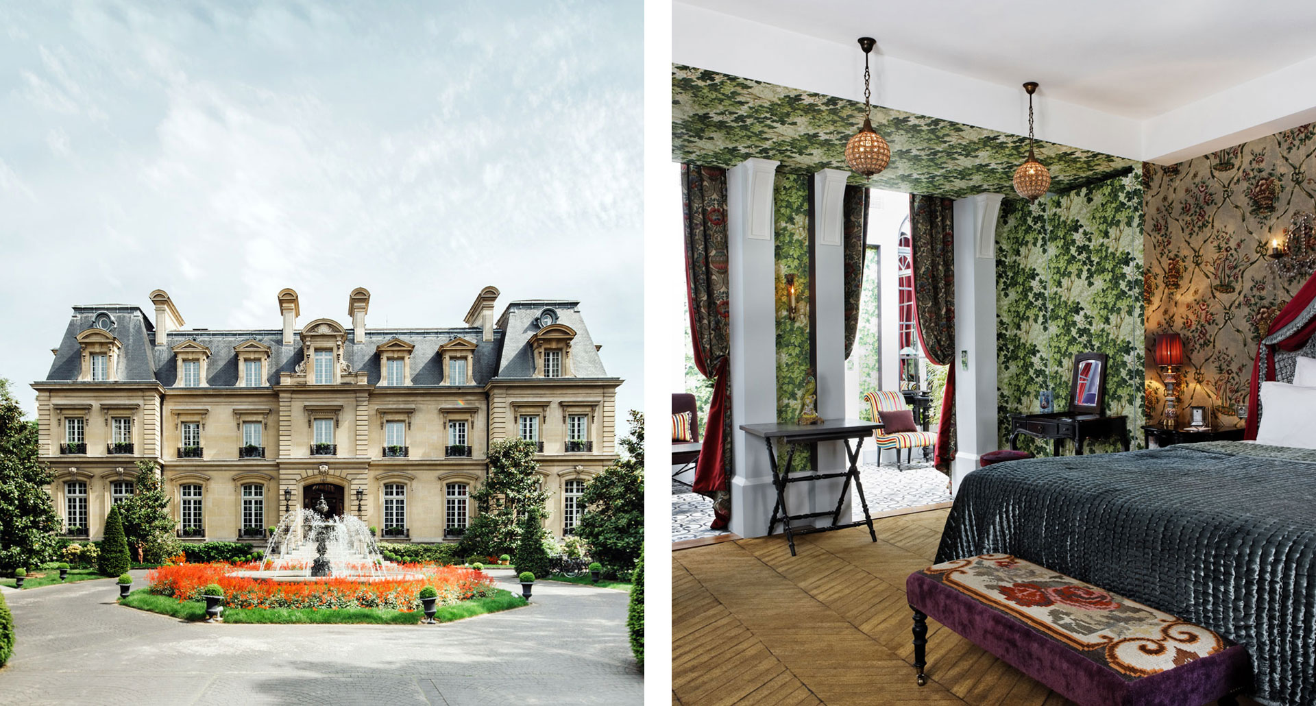 The Saint James Paris - boutique hotel in Paris
