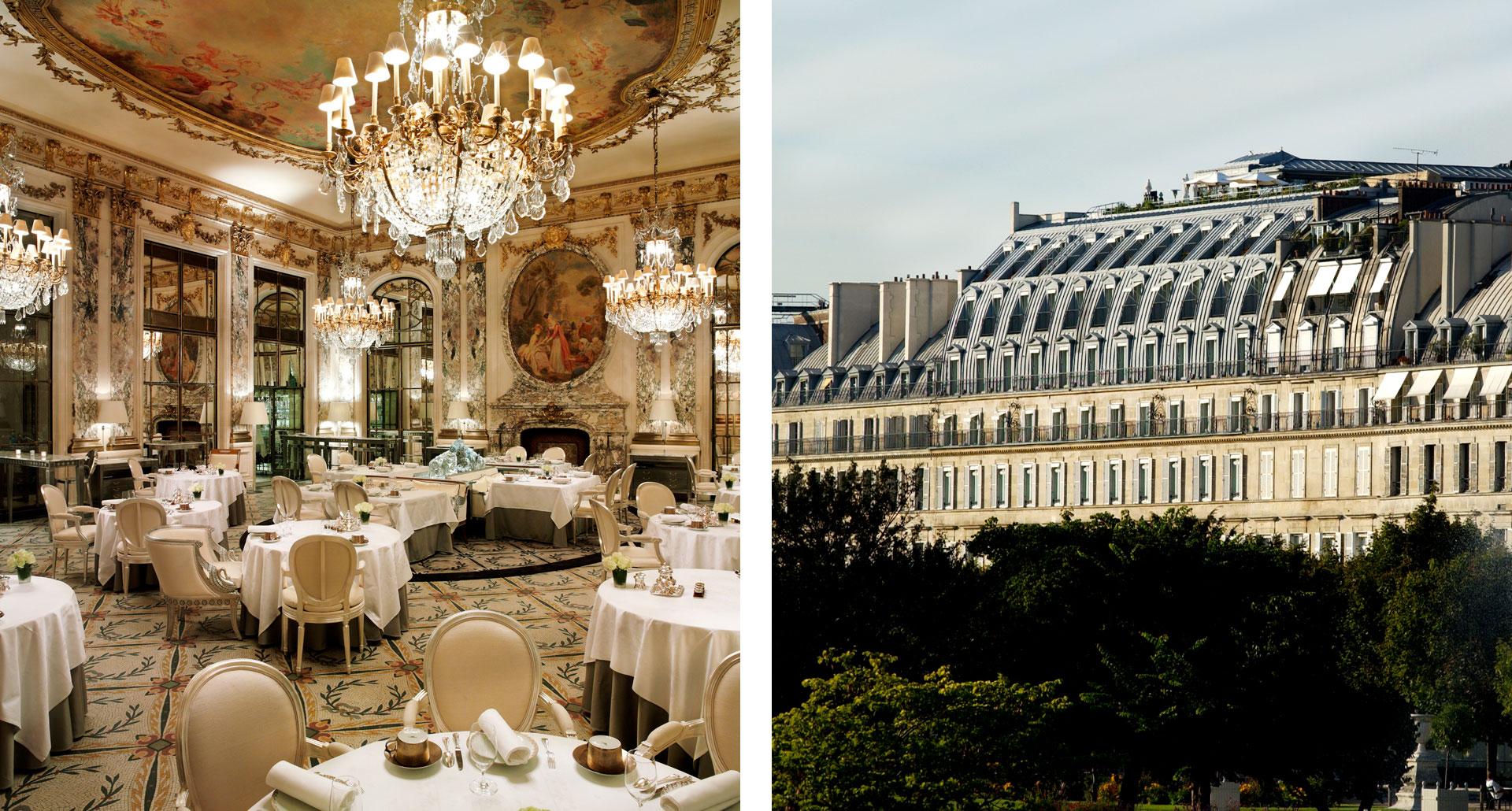 Le Meurice - boutique hotel in Paris