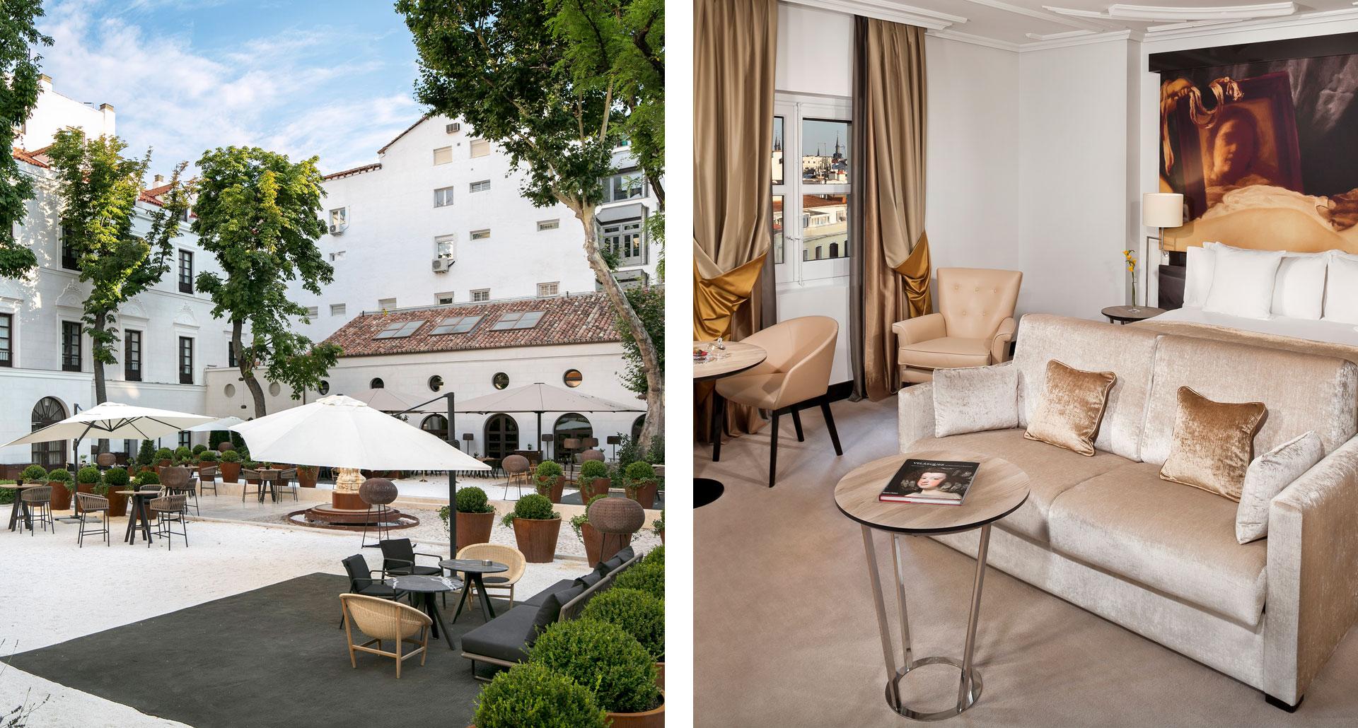 Gran Meliá Palacio de los Duques - boutique hotel in Madrid