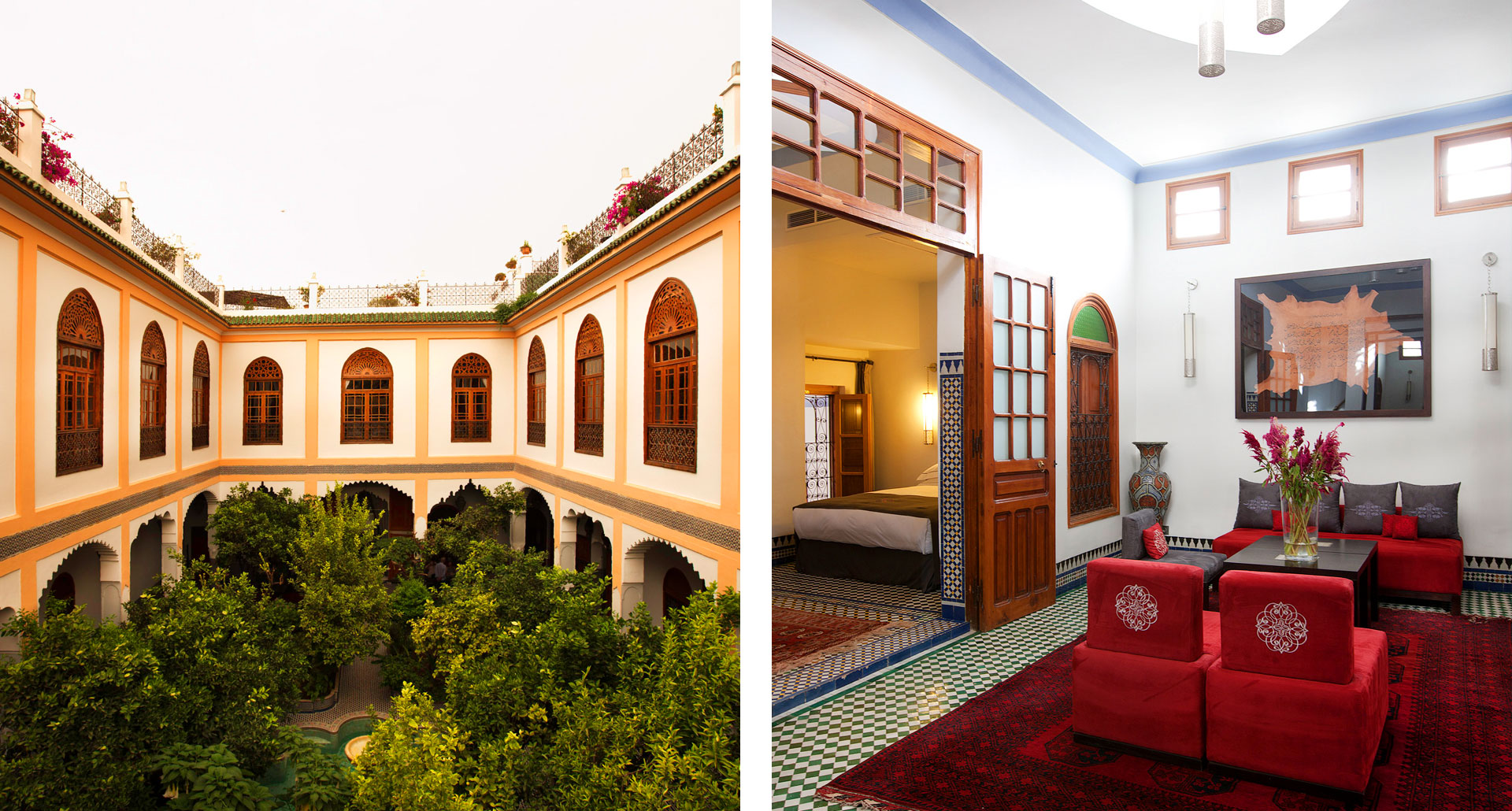 Palais Amani - boutique hotel in Fes
